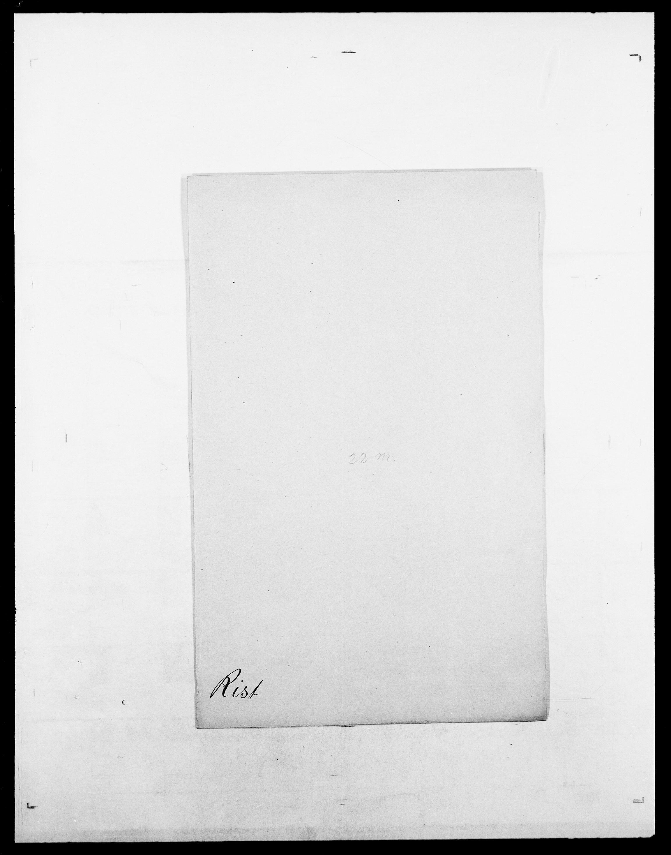 SAO, Delgobe, Charles Antoine - samling, D/Da/L0032: Rabakovsky - Rivertz, s. 777