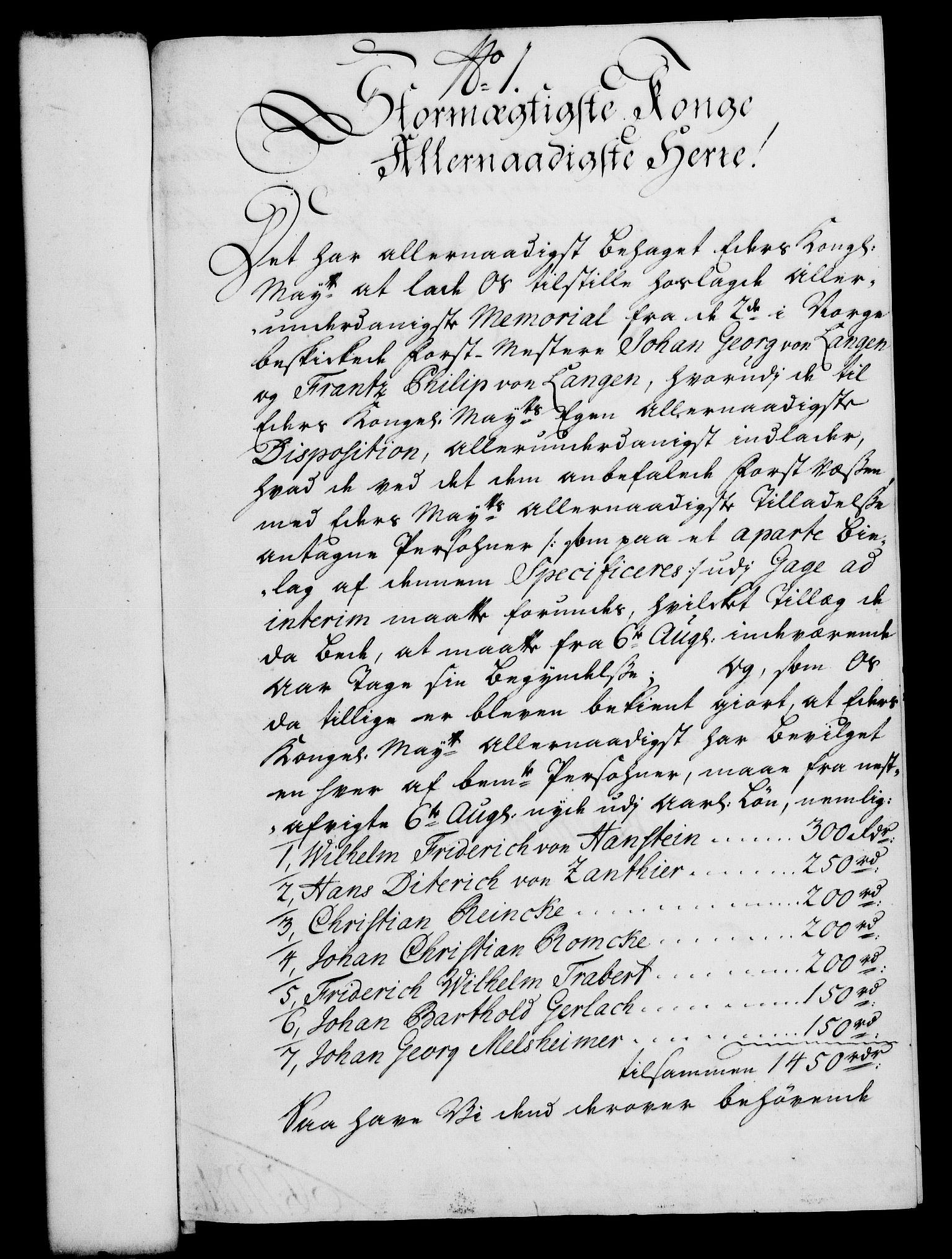 RA, Rentekammeret, Kammerkanselliet, G/Gf/Gfa/L0021: Norsk relasjons- og resolusjonsprotokoll (merket RK 52.21), 1738, s. 25