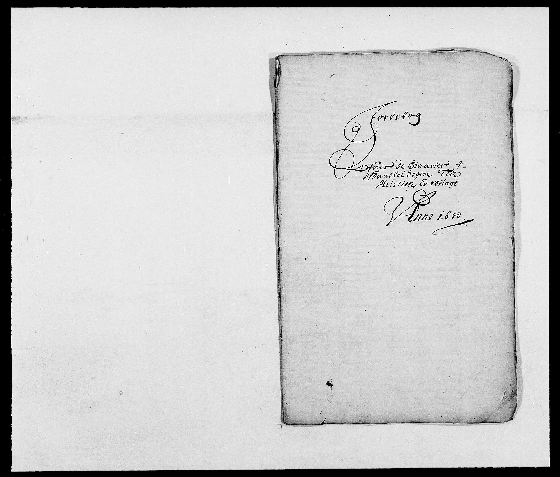 RA, Rentekammeret inntil 1814, Reviderte regnskaper, Fogderegnskap, R02/L0101: Fogderegnskap Moss og Verne kloster, 1680, s. 282