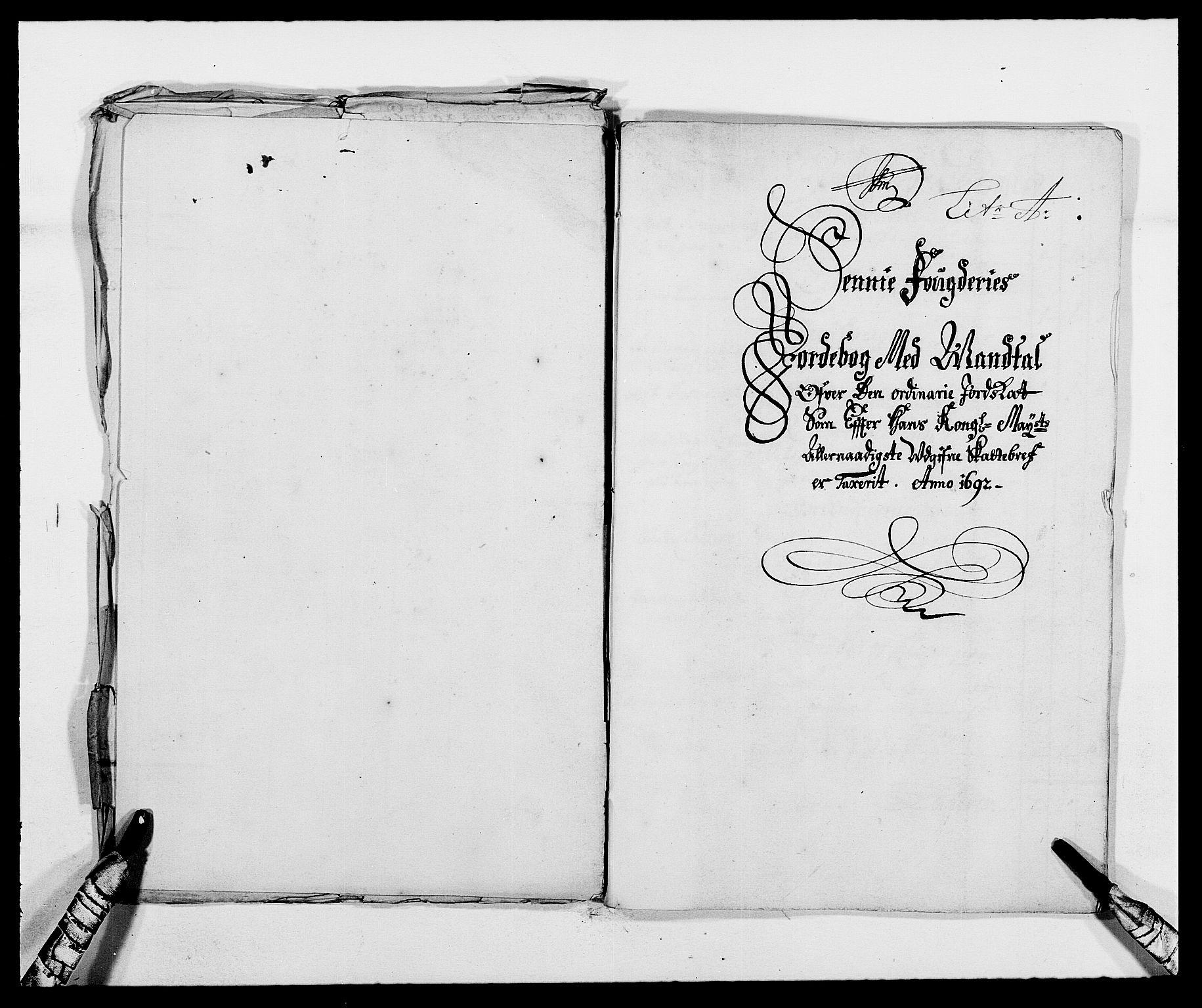 RA, Rentekammeret inntil 1814, Reviderte regnskaper, Fogderegnskap, R68/L4752: Fogderegnskap Senja og Troms, 1691-1693, s. 162