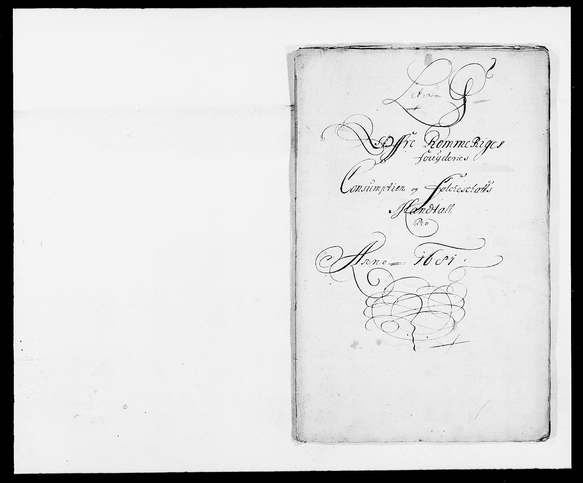 RA, Rentekammeret inntil 1814, Reviderte regnskaper, Fogderegnskap, R12/L0696: Fogderegnskap Øvre Romerike, 1681, s. 205