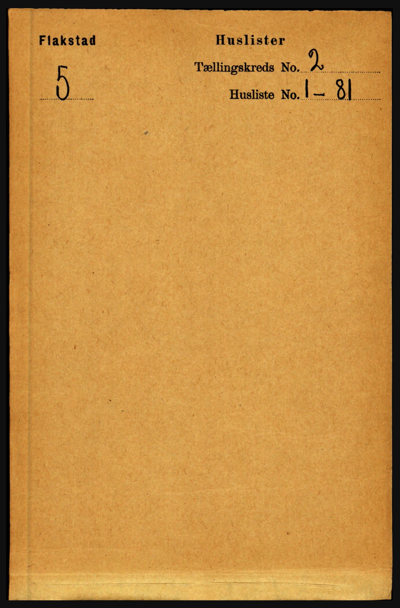 RA, Folketelling 1891 for 1859 Flakstad herred, 1891, s. 514