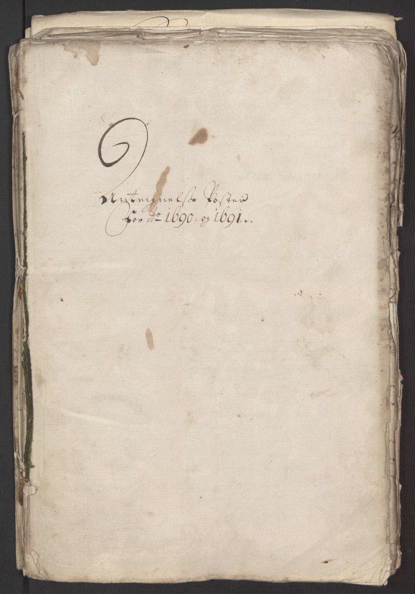 RA, Rentekammeret inntil 1814, Reviderte regnskaper, Fogderegnskap, R61/L4103: Fogderegnskap Strinda og Selbu, 1691-1692, s. 472