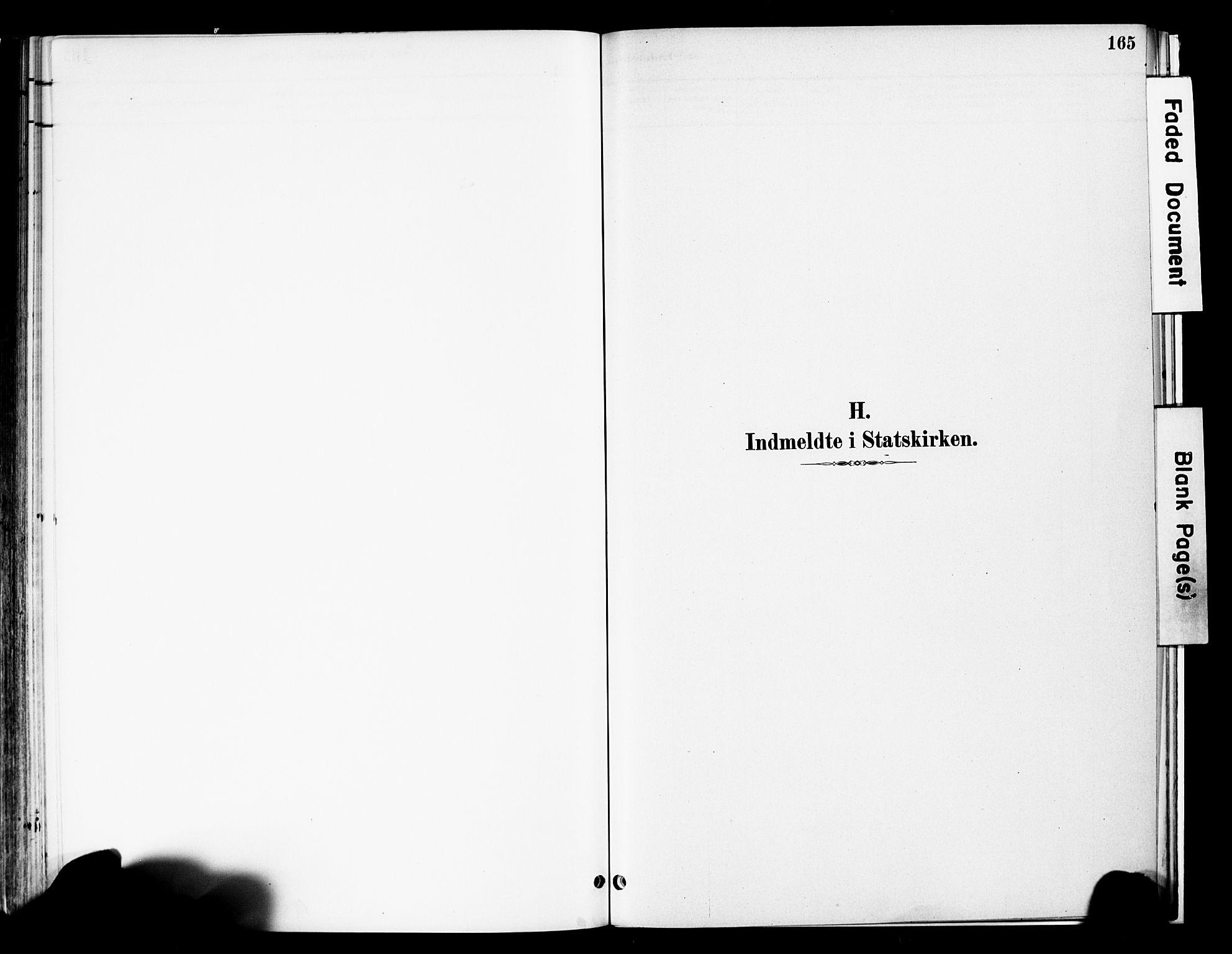 SAH, Vestre Slidre prestekontor, Ministerialbok nr. 6, 1881-1912, s. 165