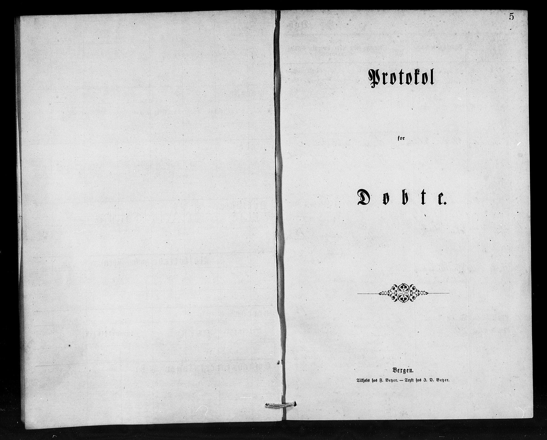 SAB, Den Norske Sjømannsmisjon i utlandet*, Ministerialbok nr. A 1, 1876-1887, s. 5