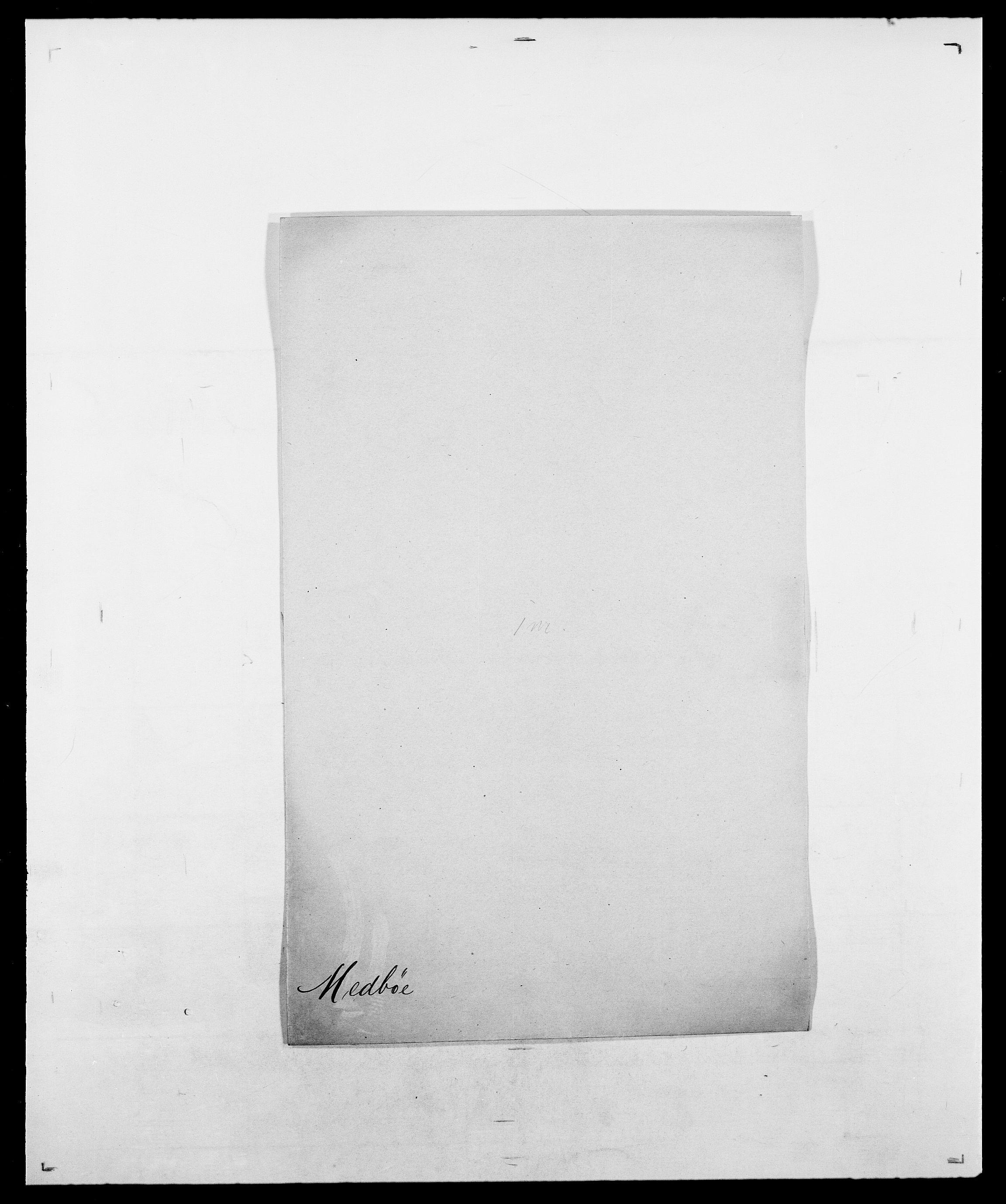 SAO, Delgobe, Charles Antoine - samling, D/Da/L0026: Mechelby - Montoppidan, s. 94