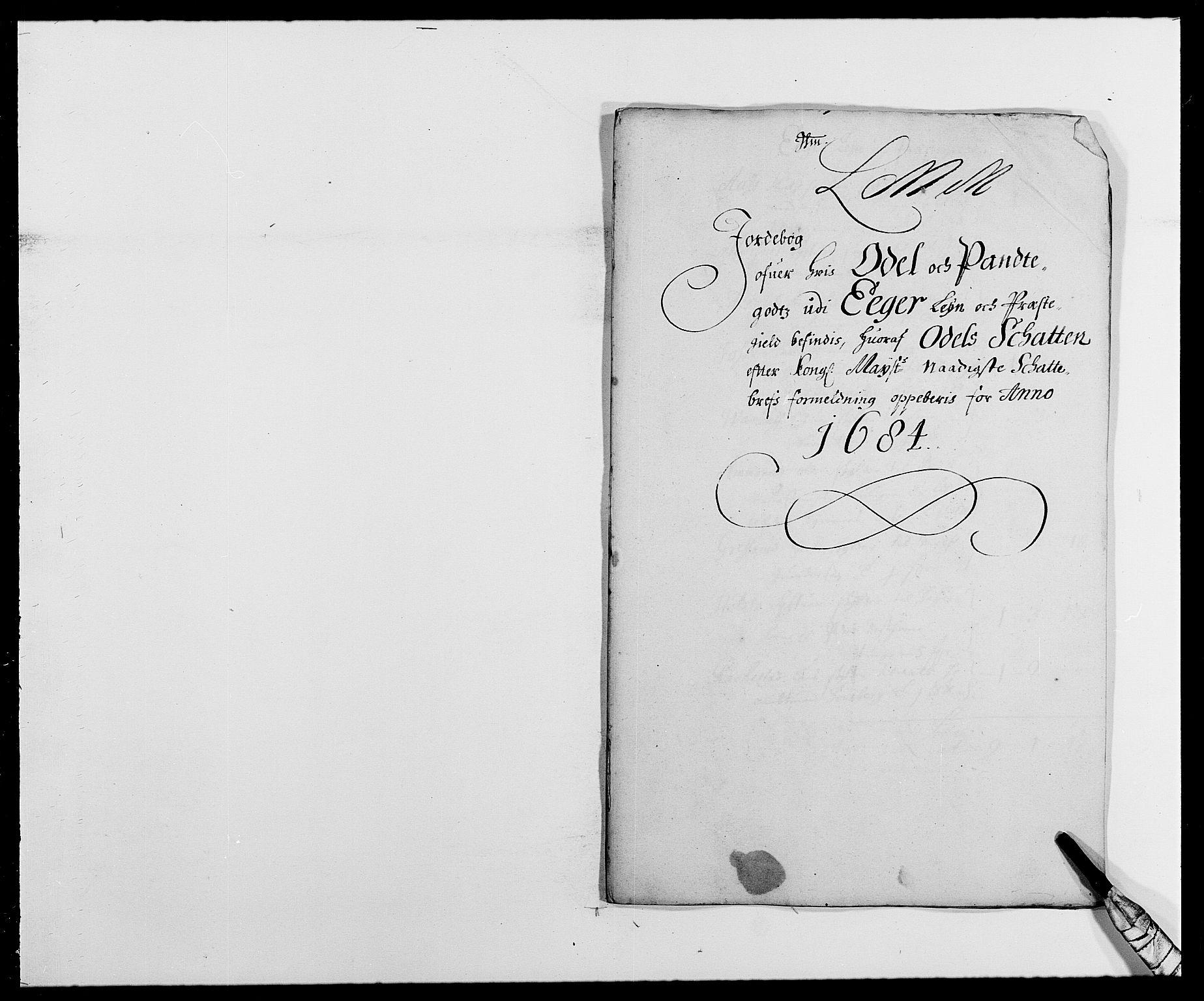 RA, Rentekammeret inntil 1814, Reviderte regnskaper, Fogderegnskap, R26/L1685: Fogderegnskap Eiker, 1679-1686, s. 30