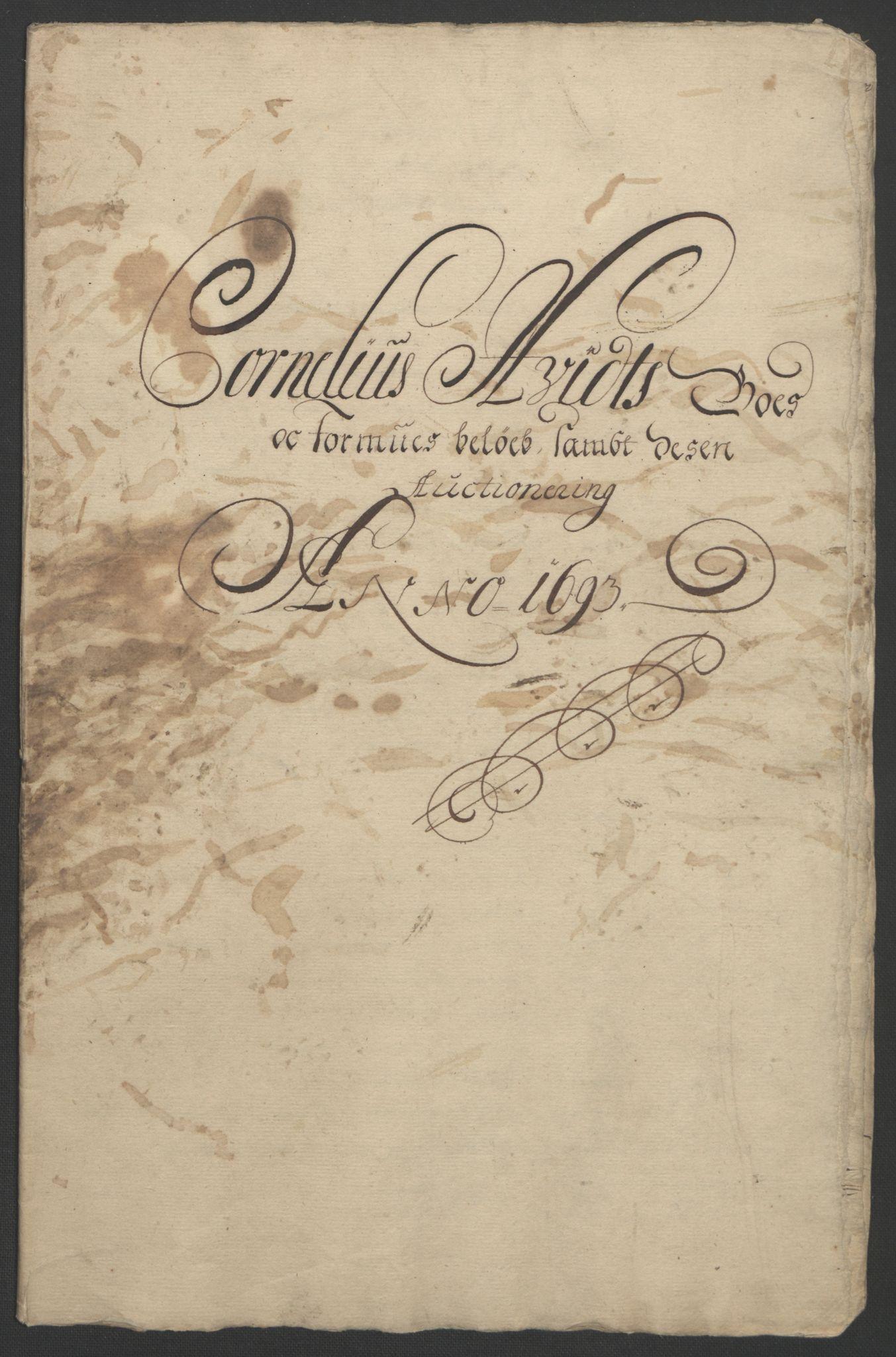 RA, Rentekammeret inntil 1814, Reviderte regnskaper, Fogderegnskap, R18/L1292: Fogderegnskap Hadeland, Toten og Valdres, 1693-1694, s. 178