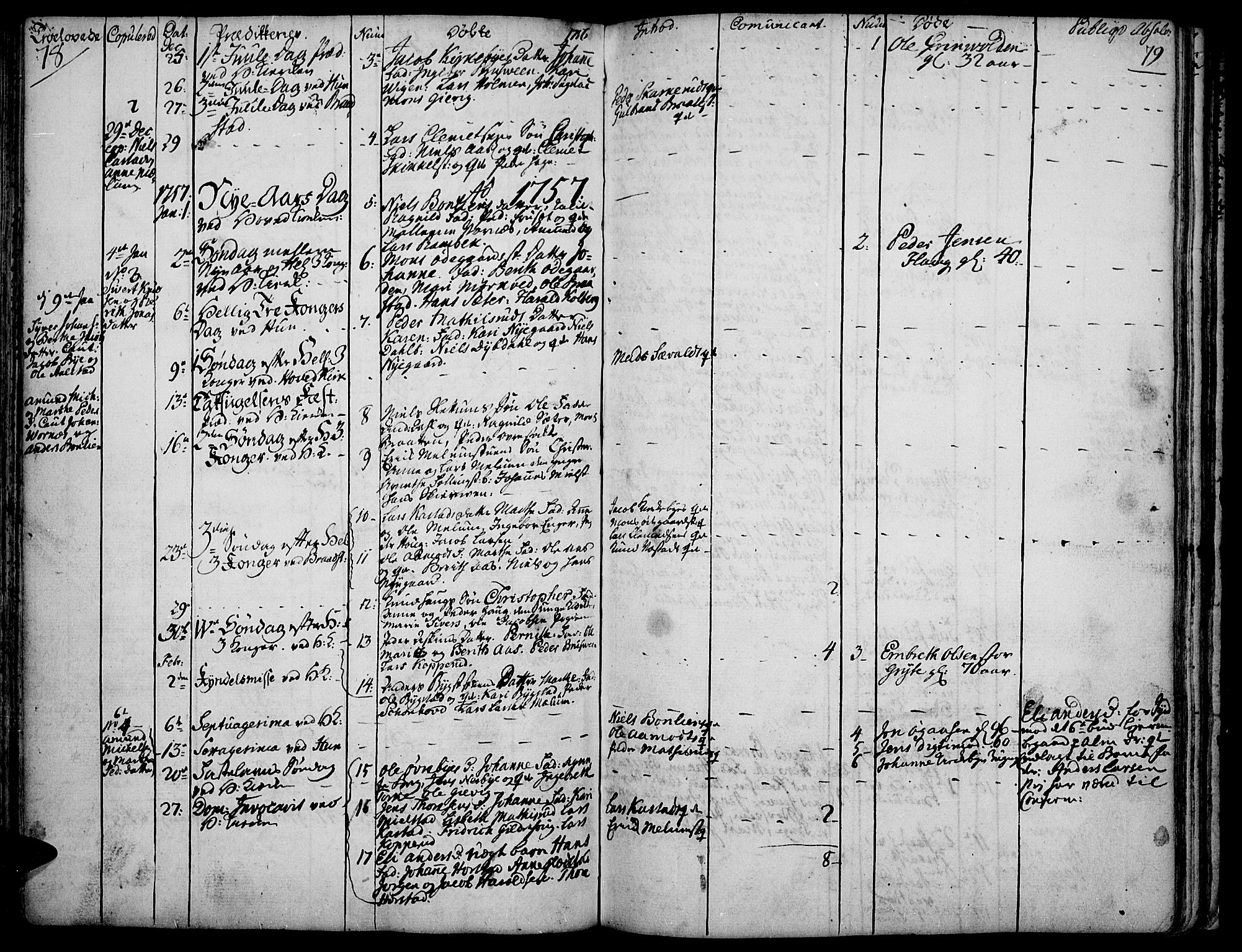 SAH, Vardal prestekontor, H/Ha/Haa/L0002: Ministerialbok nr. 2, 1748-1776, s. 78-79