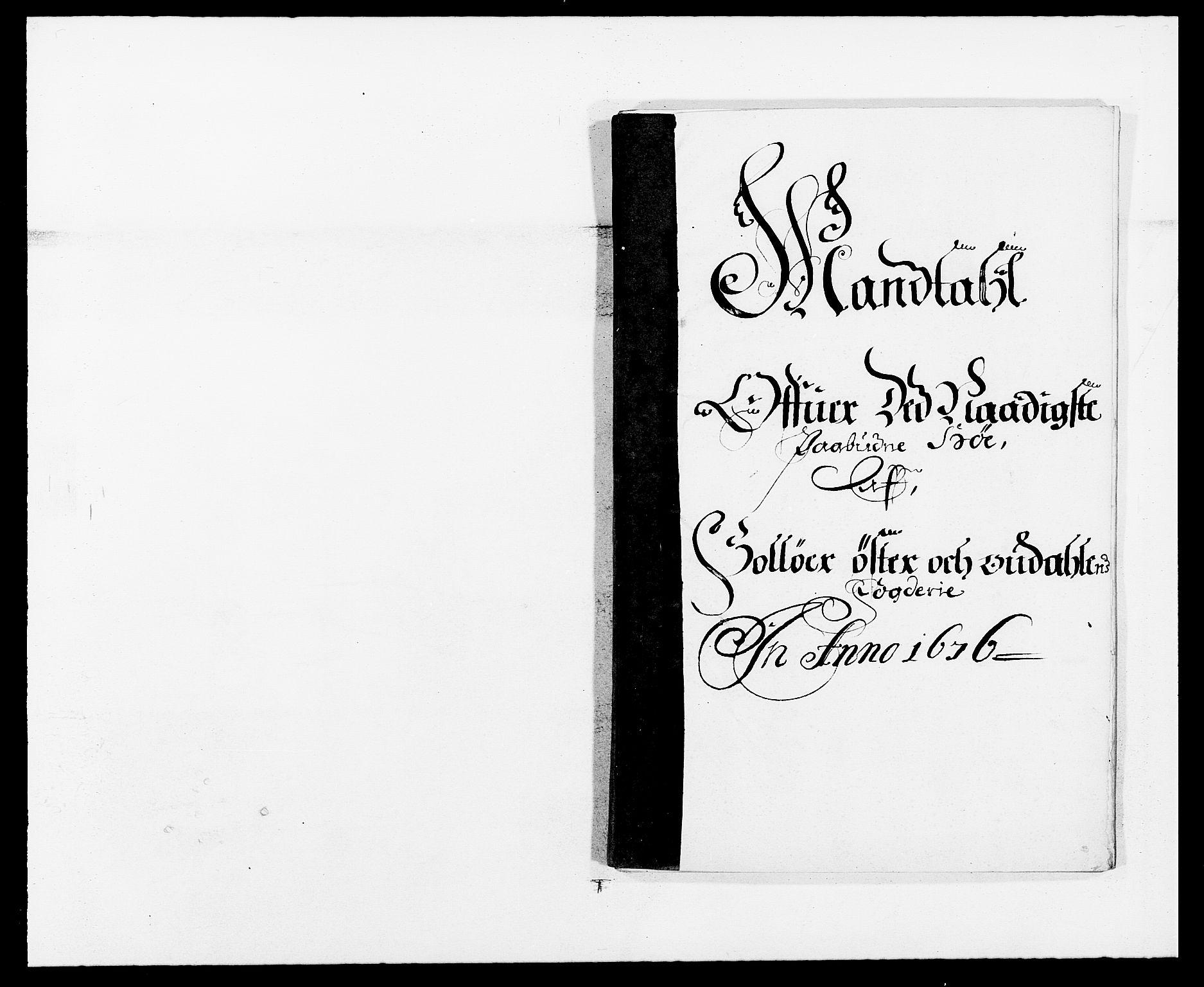 RA, Rentekammeret inntil 1814, Reviderte regnskaper, Fogderegnskap, R13/L0811: Fogderegnskap Solør, Odal og Østerdal, 1676, s. 175