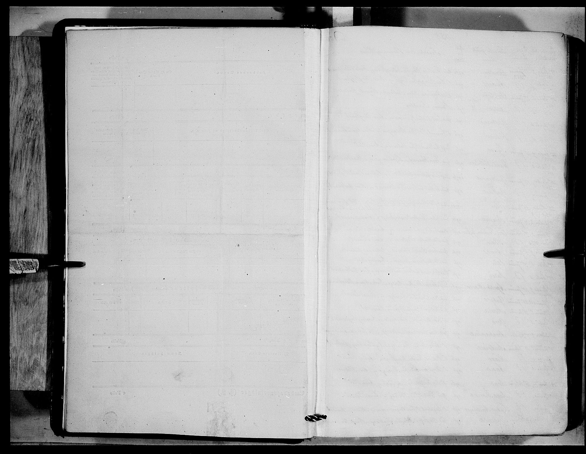 SAH, Jevnaker prestekontor, Ministerialbok nr. 7, 1858-1876, s. 1