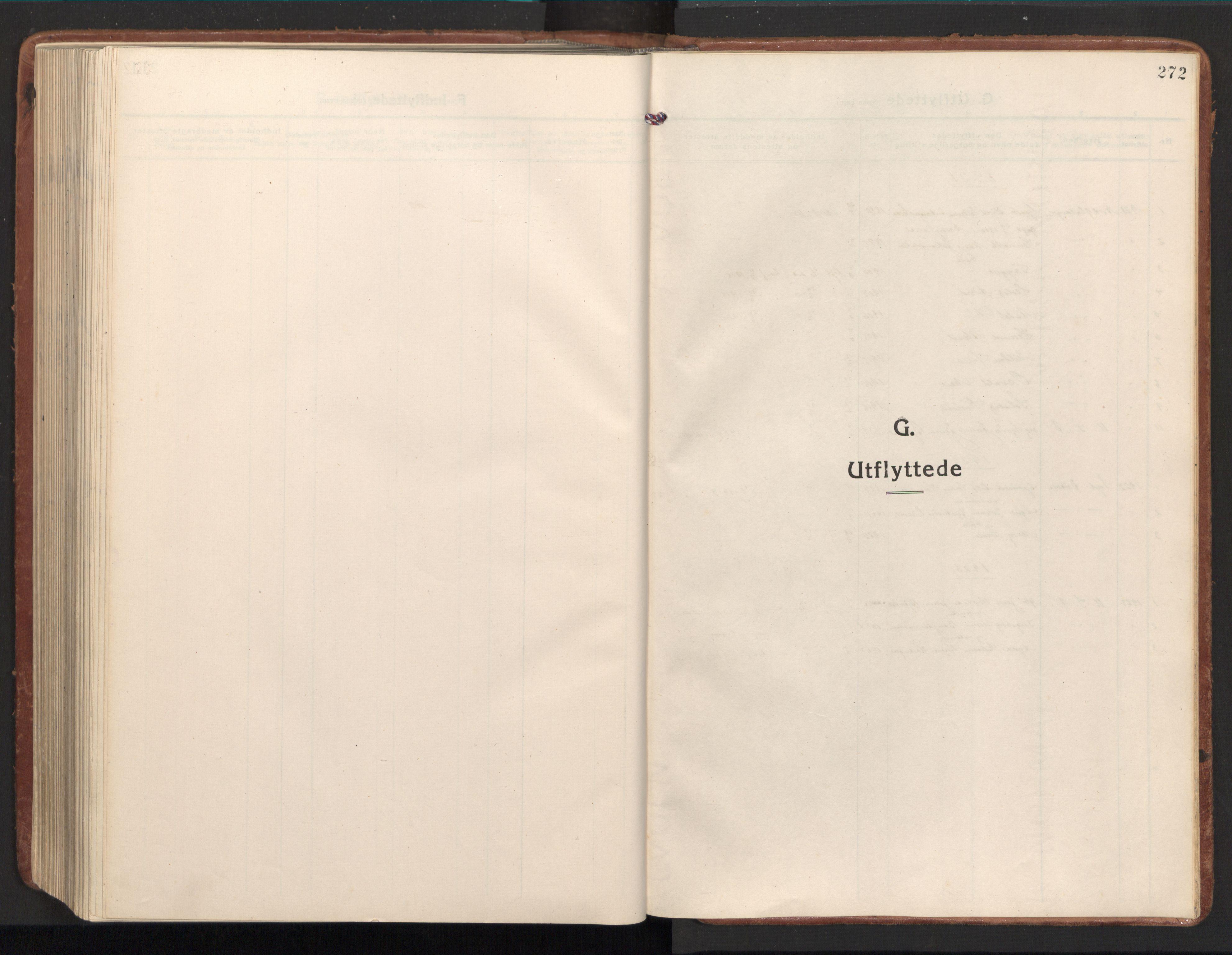 SAT, Ministerialprotokoller, klokkerbøker og fødselsregistre - Nord-Trøndelag, 784/L0678: Ministerialbok nr. 784A13, 1921-1938, s. 272