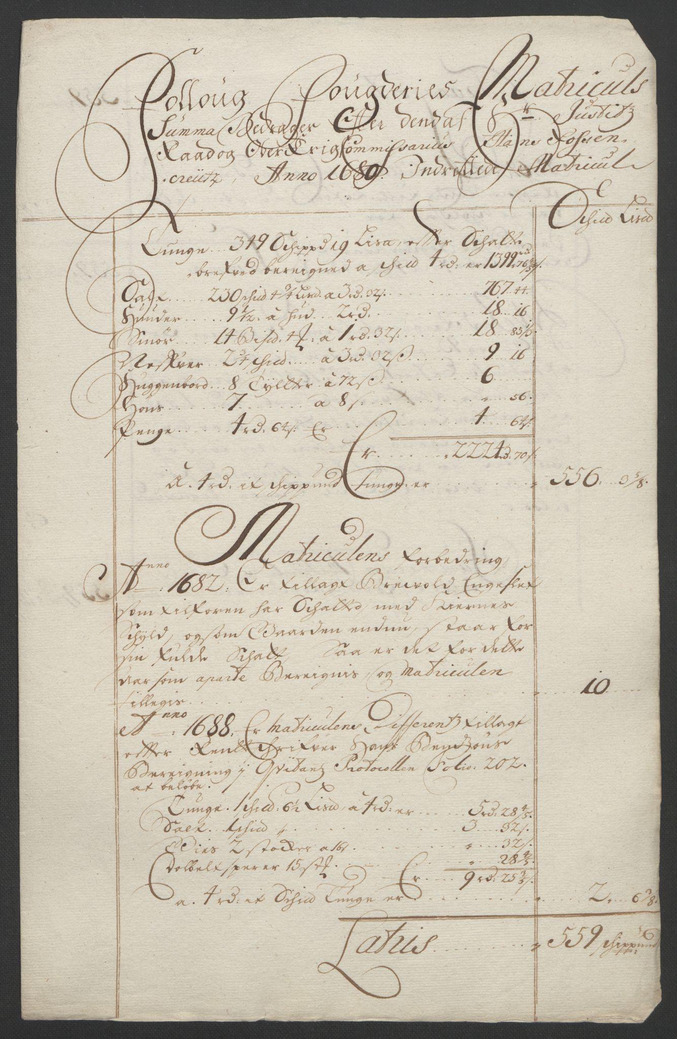 RA, Rentekammeret inntil 1814, Reviderte regnskaper, Fogderegnskap, R09/L0437: Fogderegnskap Follo, 1692-1693, s. 29