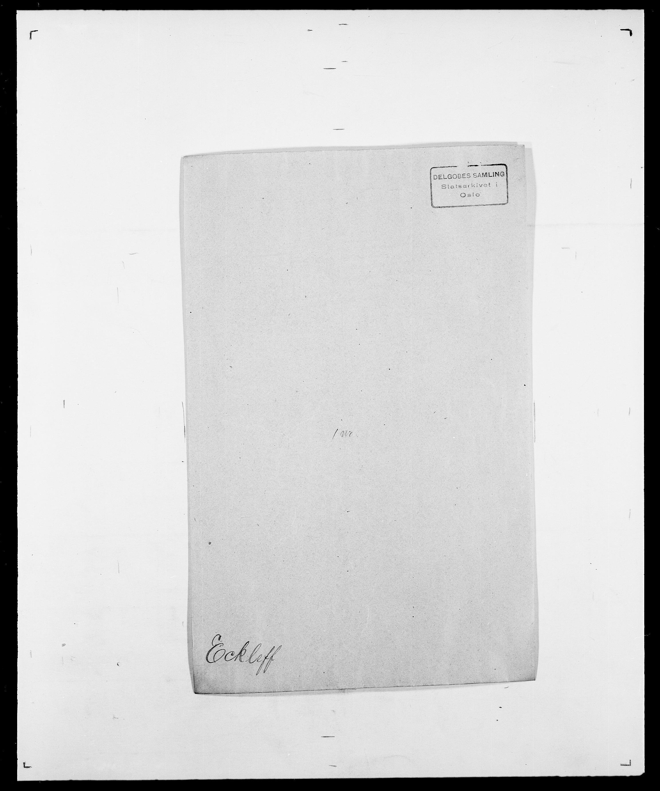 SAO, Delgobe, Charles Antoine - samling, D/Da/L0010: Dürendahl - Fagelund, s. 127