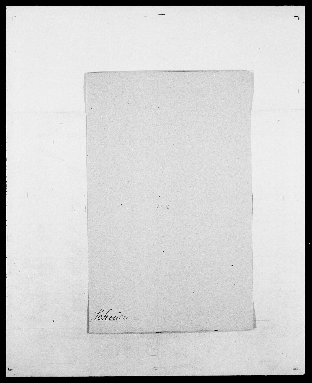 SAO, Delgobe, Charles Antoine - samling, D/Da/L0035: Schnabel - sjetman, s. 95