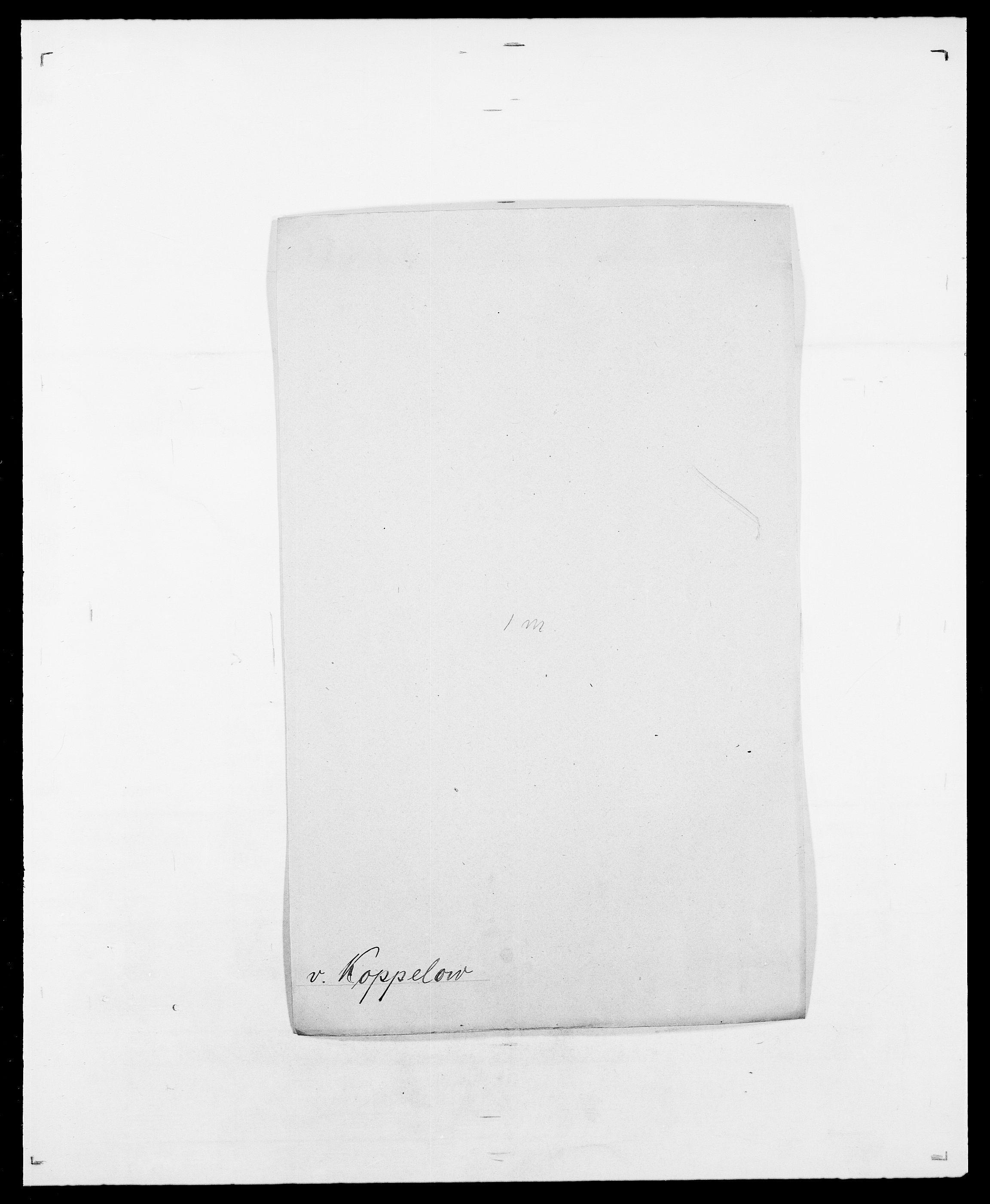 SAO, Delgobe, Charles Antoine - samling, D/Da/L0021: Klagenberg - Kristoft, s. 550