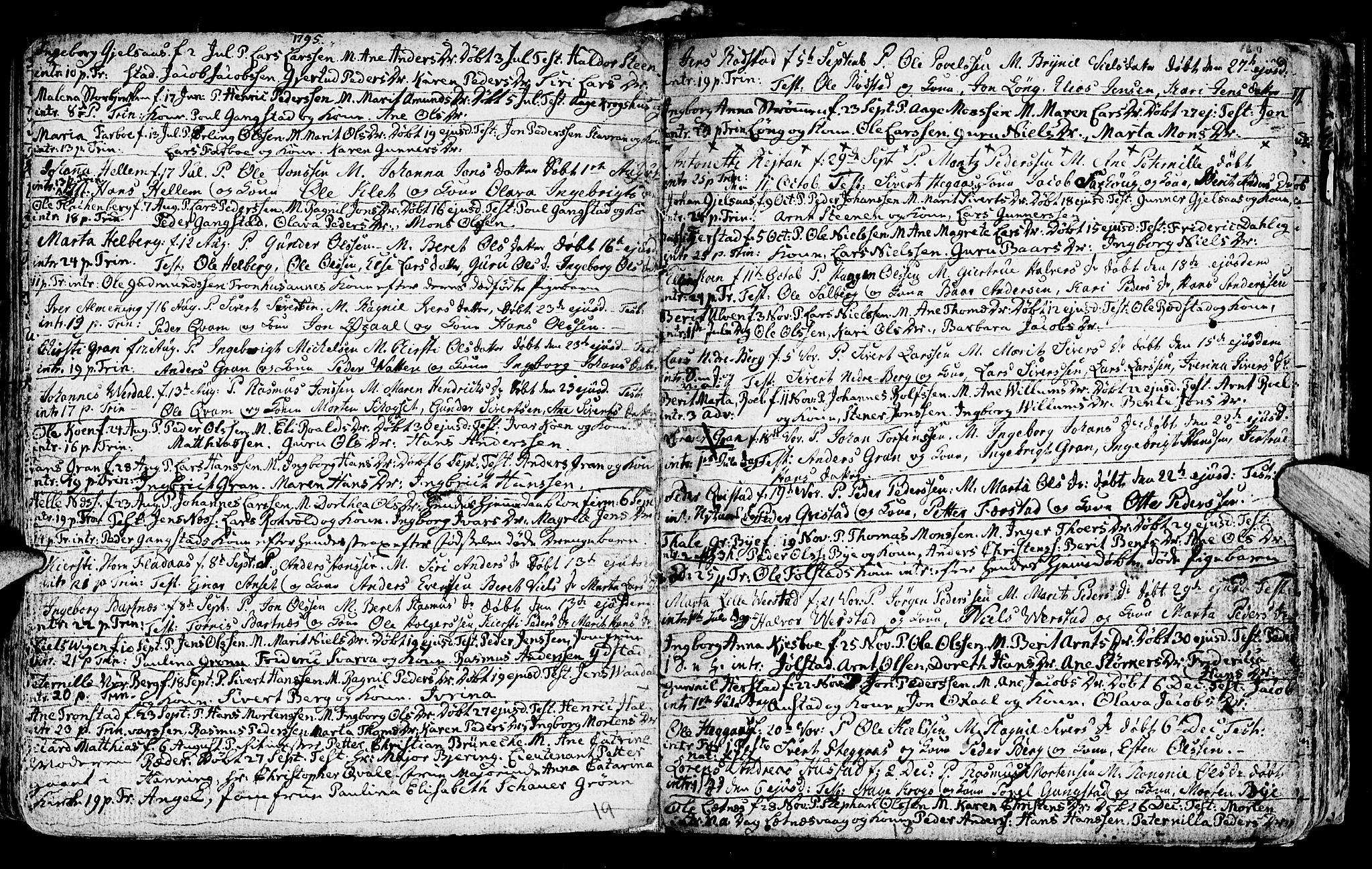 SAT, Ministerialprotokoller, klokkerbøker og fødselsregistre - Nord-Trøndelag, 730/L0273: Ministerialbok nr. 730A02, 1762-1802, s. 160