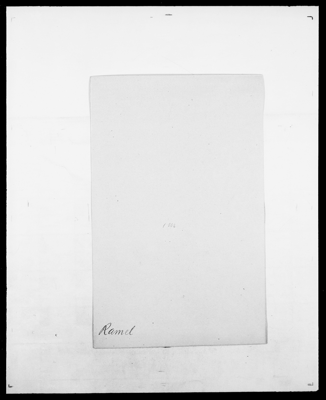 SAO, Delgobe, Charles Antoine - samling, D/Da/L0032: Rabakovsky - Rivertz, s. 61