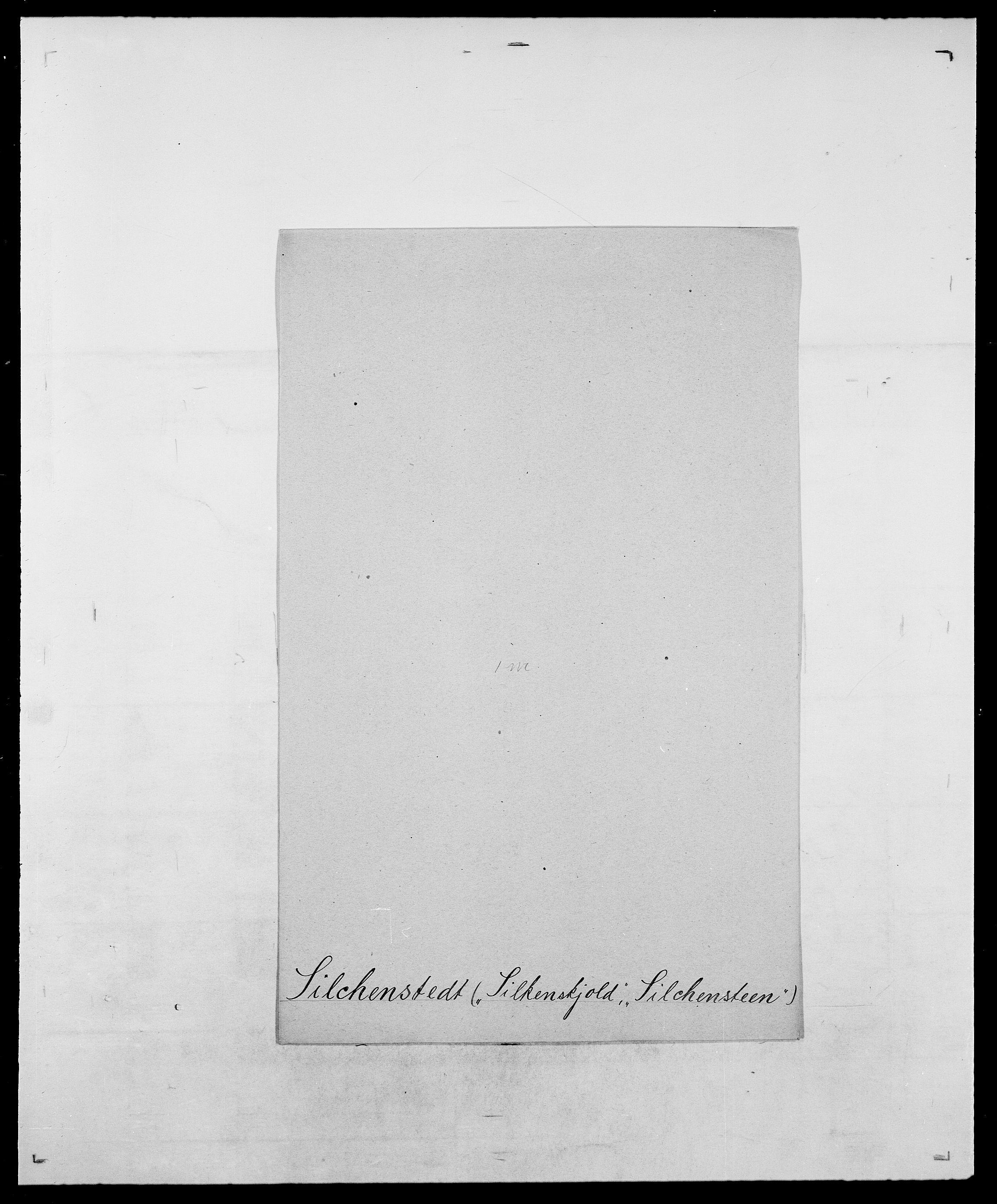 SAO, Delgobe, Charles Antoine - samling, D/Da/L0035: Schnabel - sjetman, s. 793