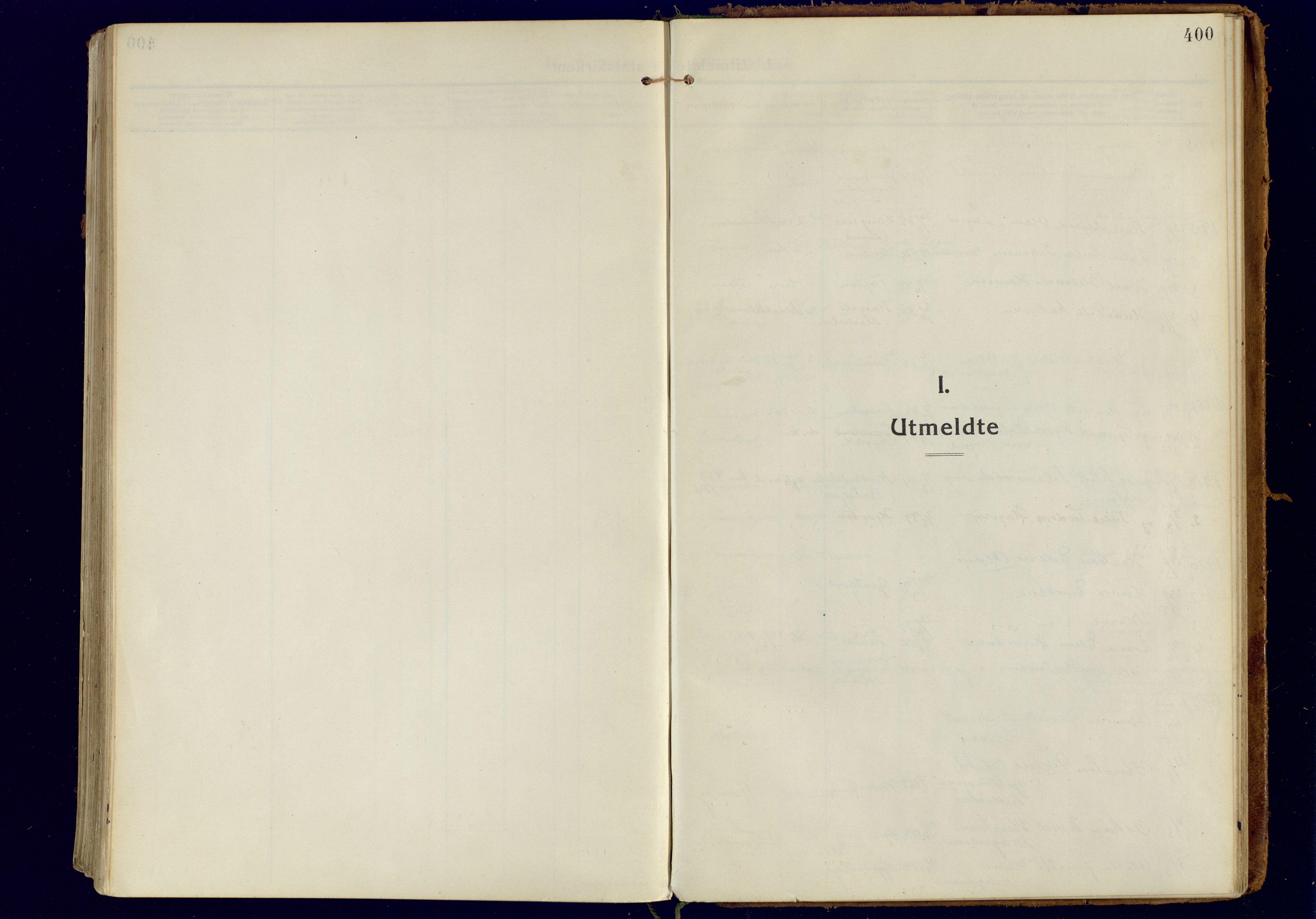 SATØ, Tromsøysund sokneprestkontor, G/Ga: Ministerialbok nr. 8, 1914-1922, s. 400
