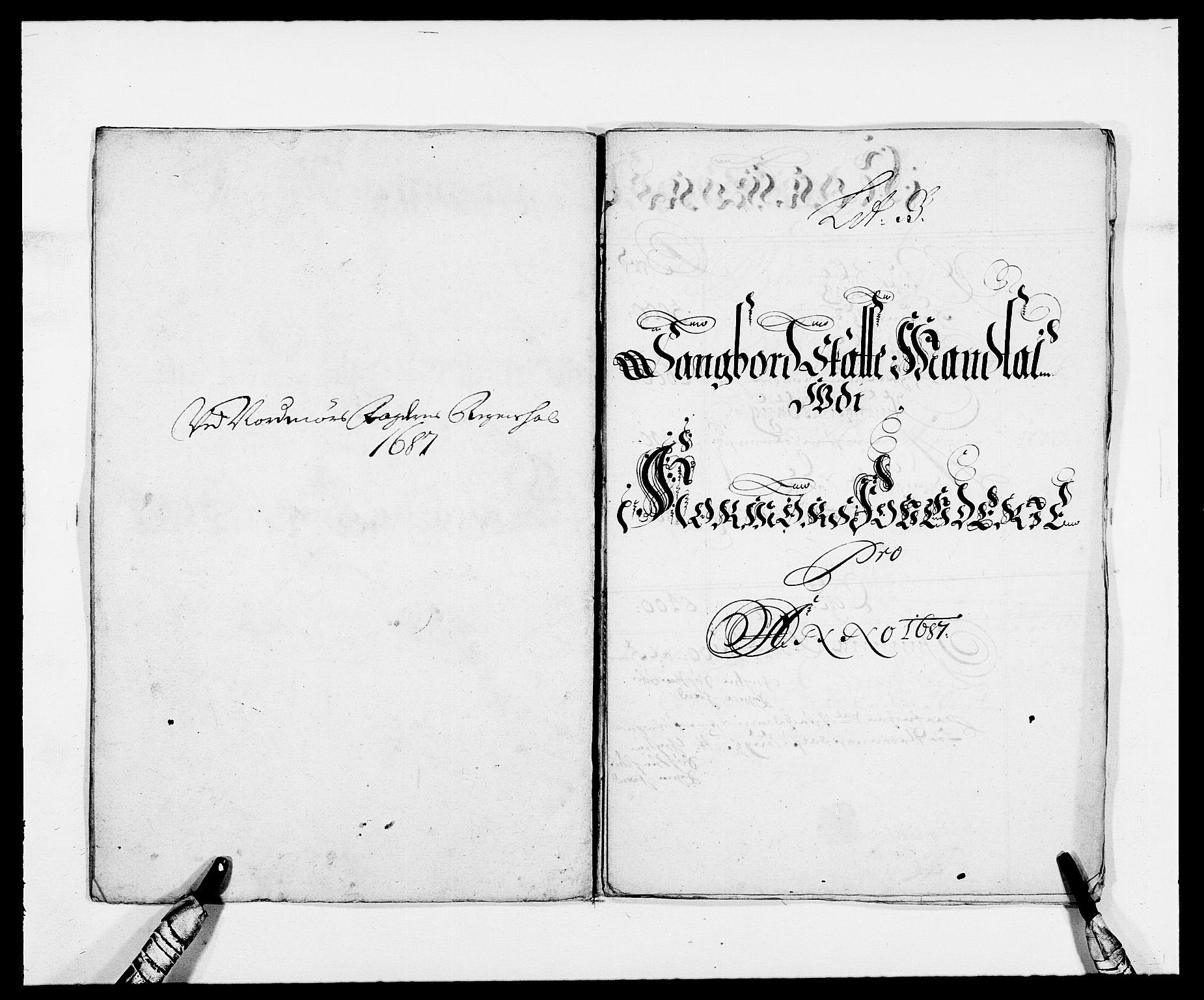 RA, Rentekammeret inntil 1814, Reviderte regnskaper, Fogderegnskap, R56/L3733: Fogderegnskap Nordmøre, 1687-1689, s. 20