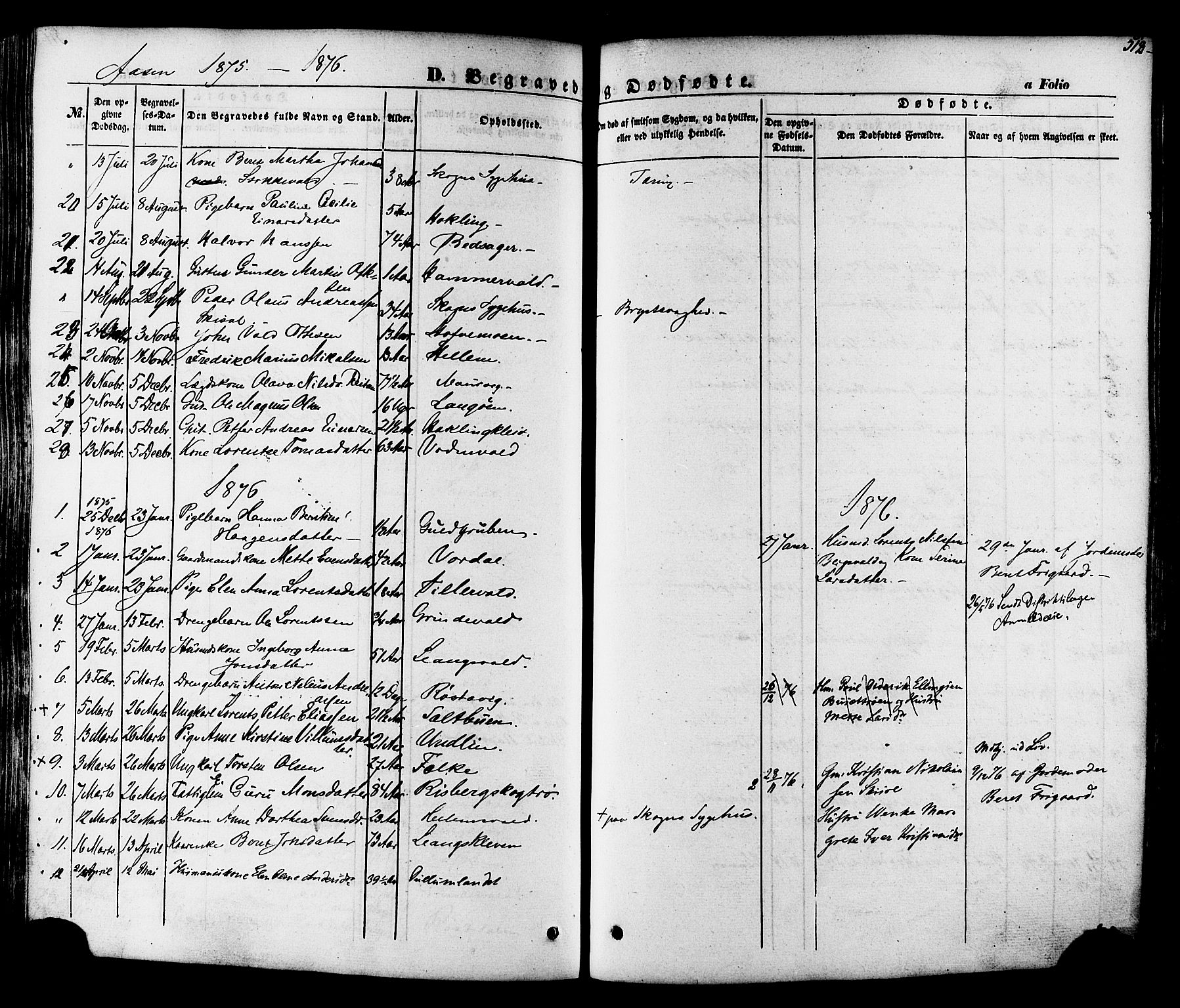 SAT, Ministerialprotokoller, klokkerbøker og fødselsregistre - Nord-Trøndelag, 713/L0116: Ministerialbok nr. 713A07 /2, 1850-1877, s. 512