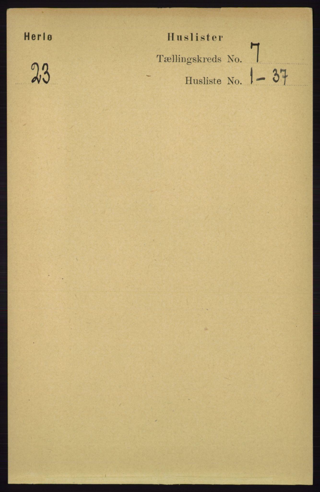 RA, Folketelling 1891 for 1258 Herdla herred, 1891, s. 3058
