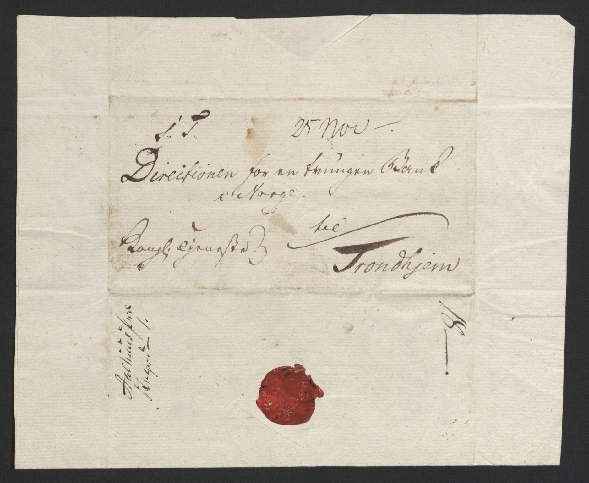 NOBA, Norges Bank/Sølvskatten 1816*, 1816-1828, s. 141