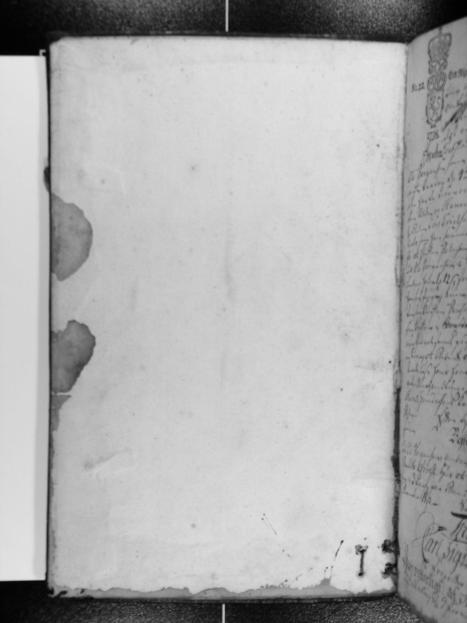NESJ, Baaseland Jernverk og Næs Jernverk, 01/L0002: Justitz Protocoll ved Baaselandske Jernverck, 1736-1823
