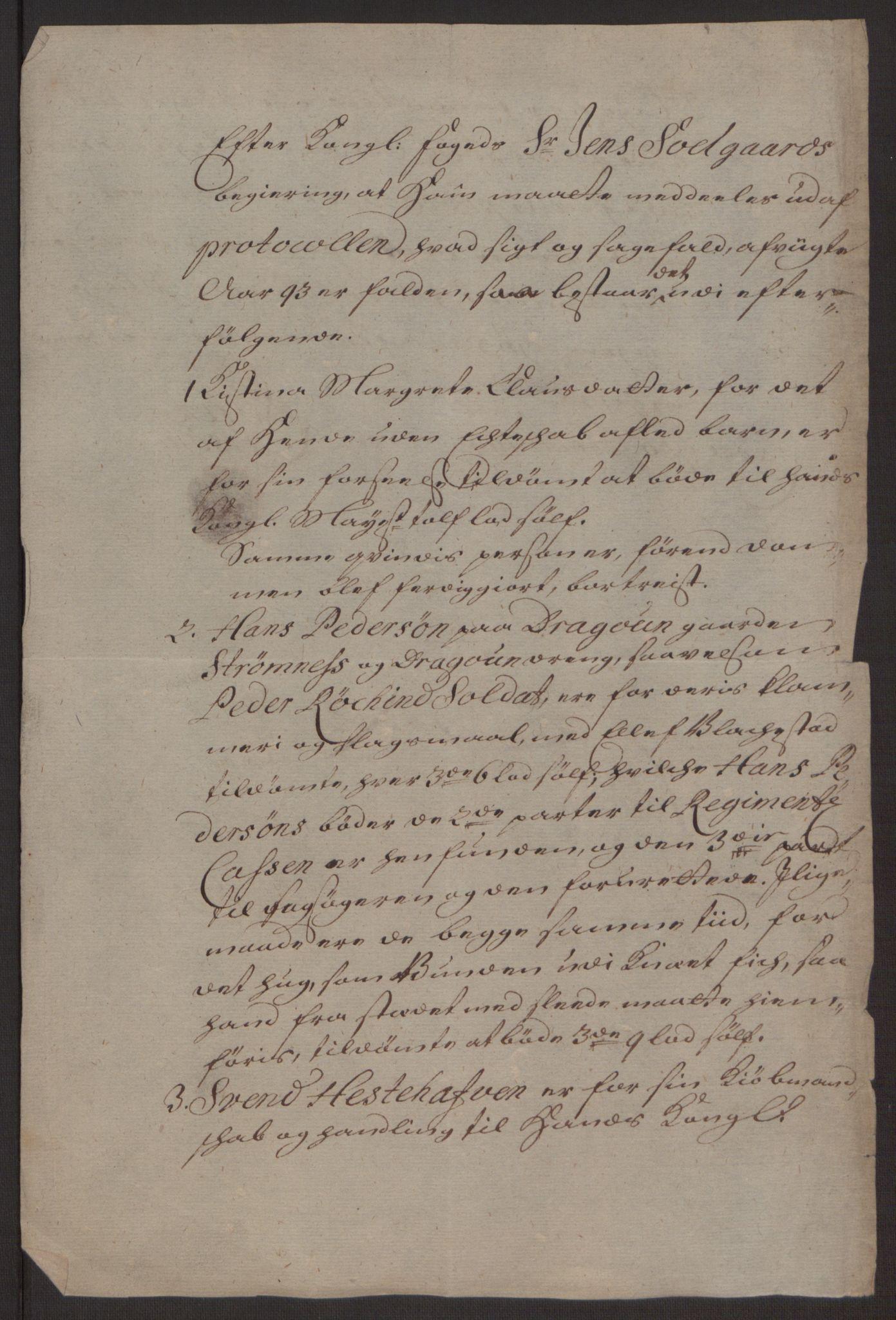 RA, Rentekammeret inntil 1814, Reviderte regnskaper, Fogderegnskap, R03/L0120: Fogderegnskap Onsøy, Tune, Veme og Åbygge fogderi, 1692-1693, s. 245