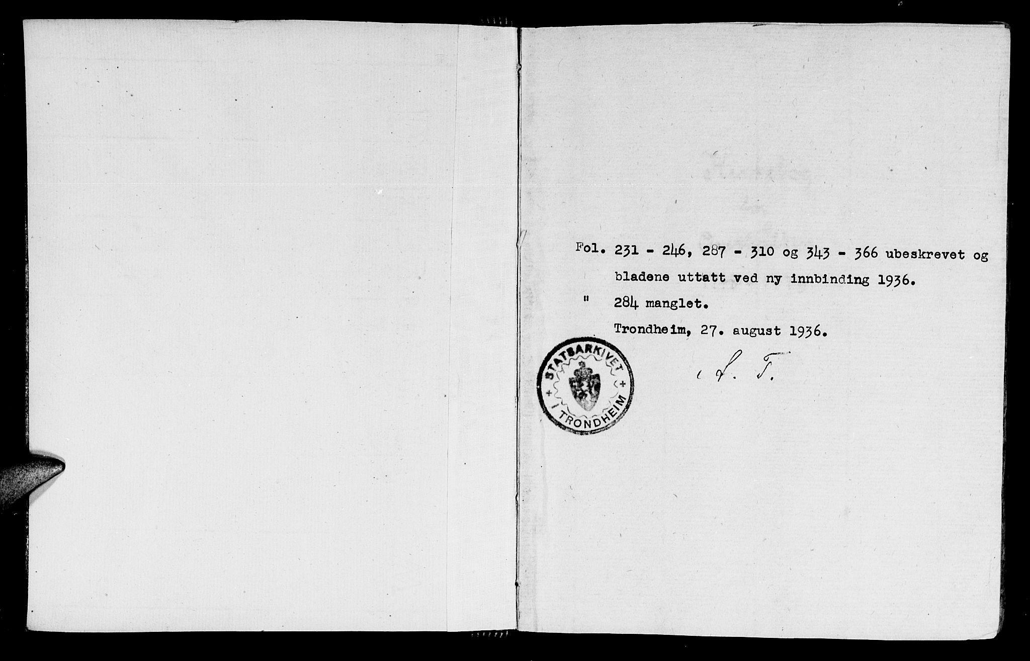 SAT, Ministerialprotokoller, klokkerbøker og fødselsregistre - Nord-Trøndelag, 764/L0542: Ministerialbok nr. 764A02, 1748-1779