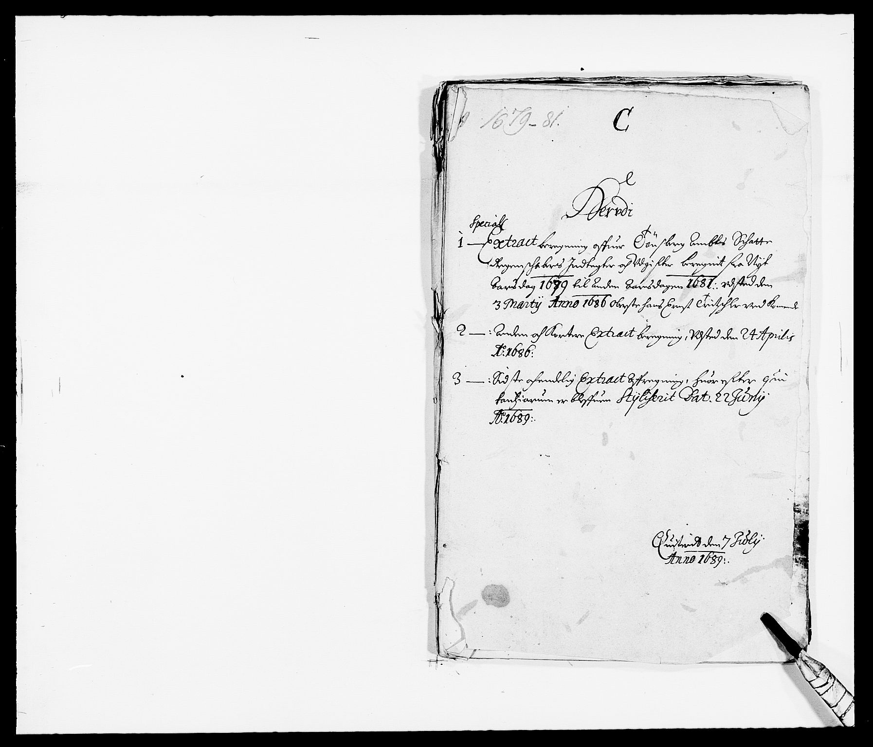 RA, Rentekammeret inntil 1814, Reviderte regnskaper, Fogderegnskap, R32/L1849: Fogderegnskap Jarlsberg grevskap, 1679-1680, s. 38