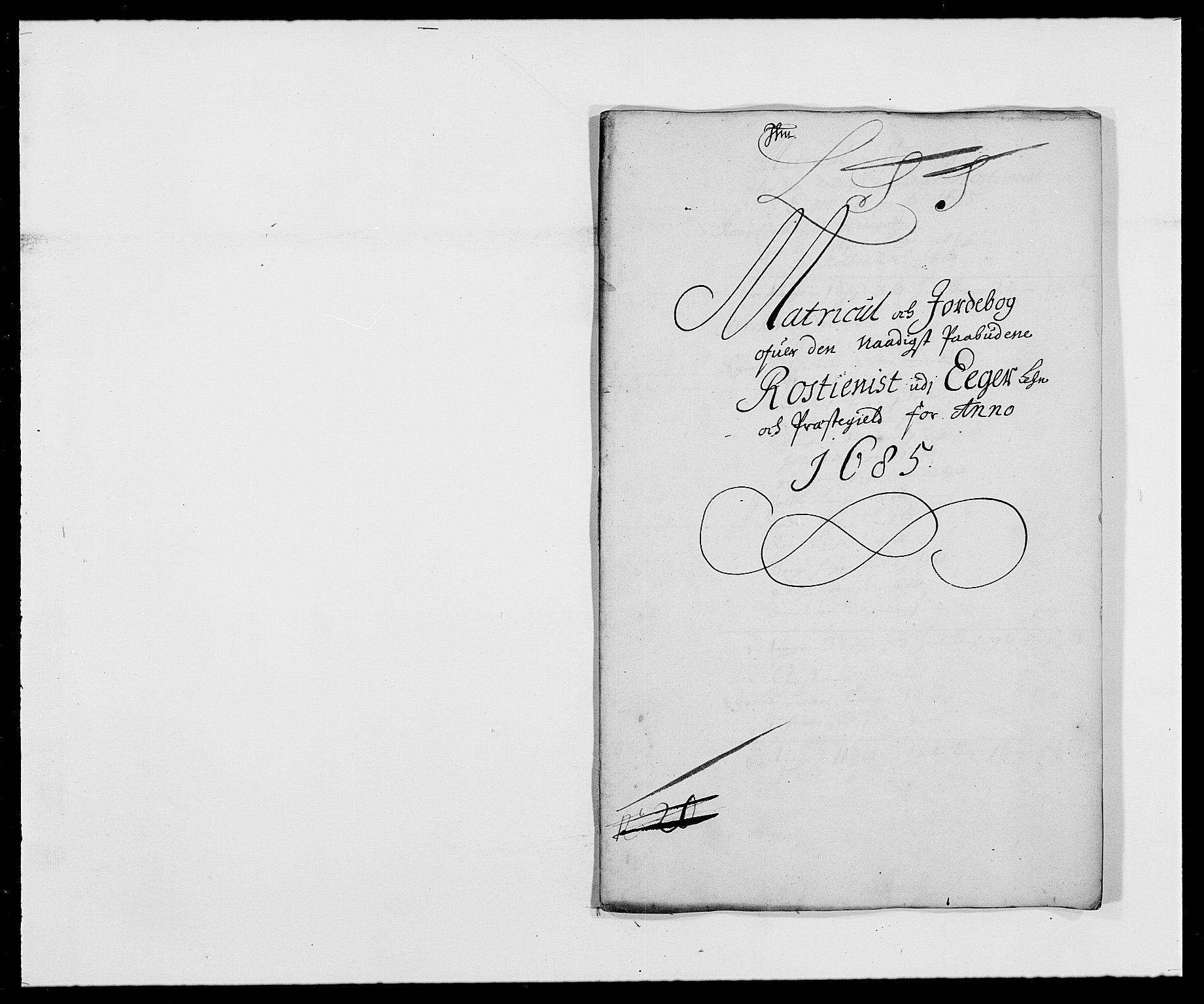 RA, Rentekammeret inntil 1814, Reviderte regnskaper, Fogderegnskap, R26/L1685: Fogderegnskap Eiker, 1679-1686, s. 135