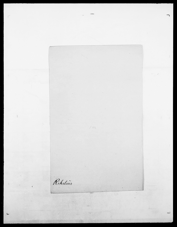 SAO, Delgobe, Charles Antoine - samling, D/Da/L0032: Rabakovsky - Rivertz, s. 600