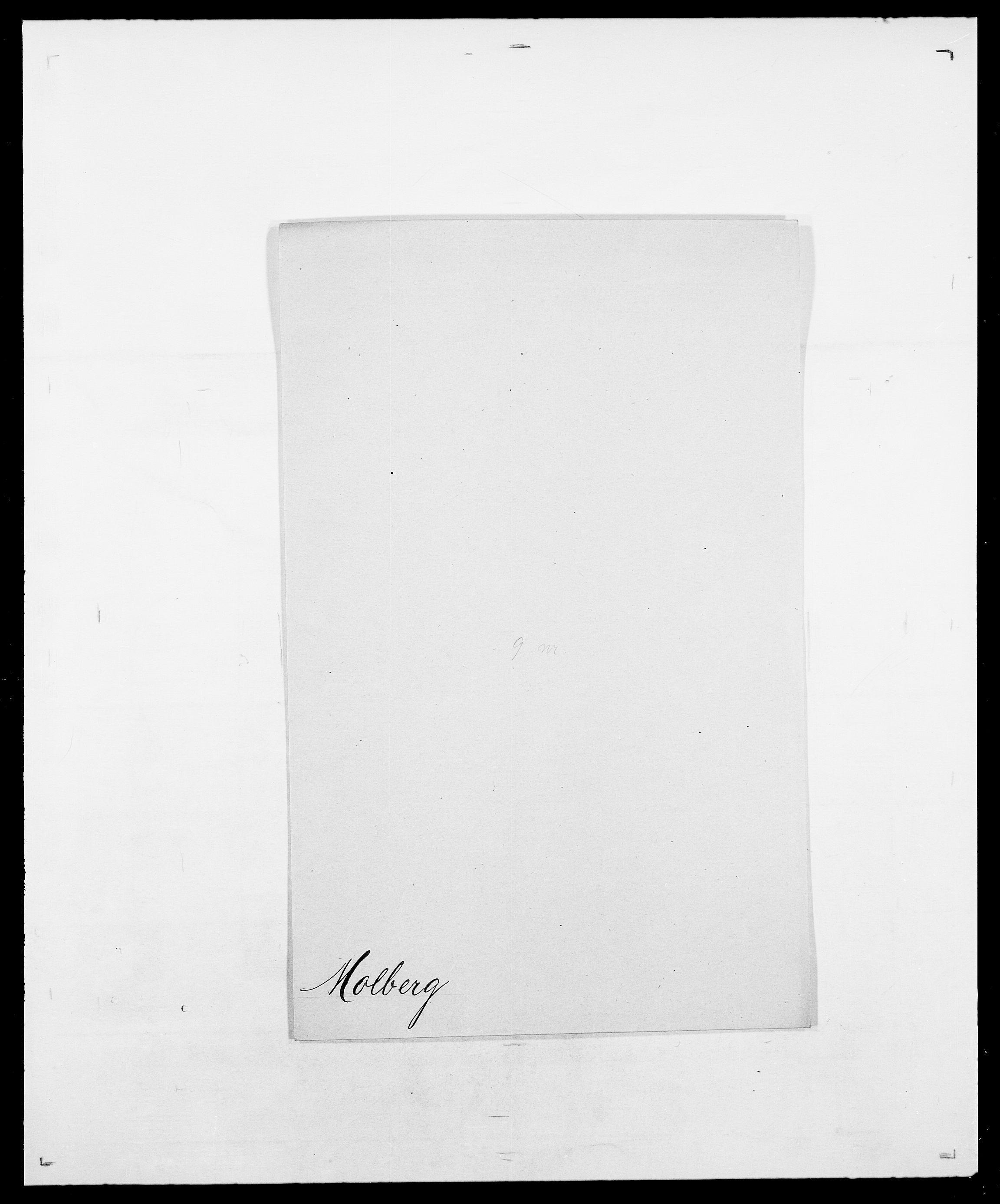 SAO, Delgobe, Charles Antoine - samling, D/Da/L0026: Mechelby - Montoppidan, s. 718