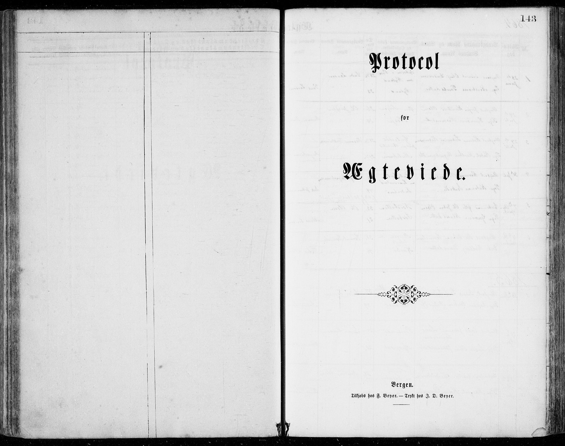SAB, Bremanger Sokneprestembete, H/Haa: Ministerialbok nr. A  1, 1864-1883, s. 143
