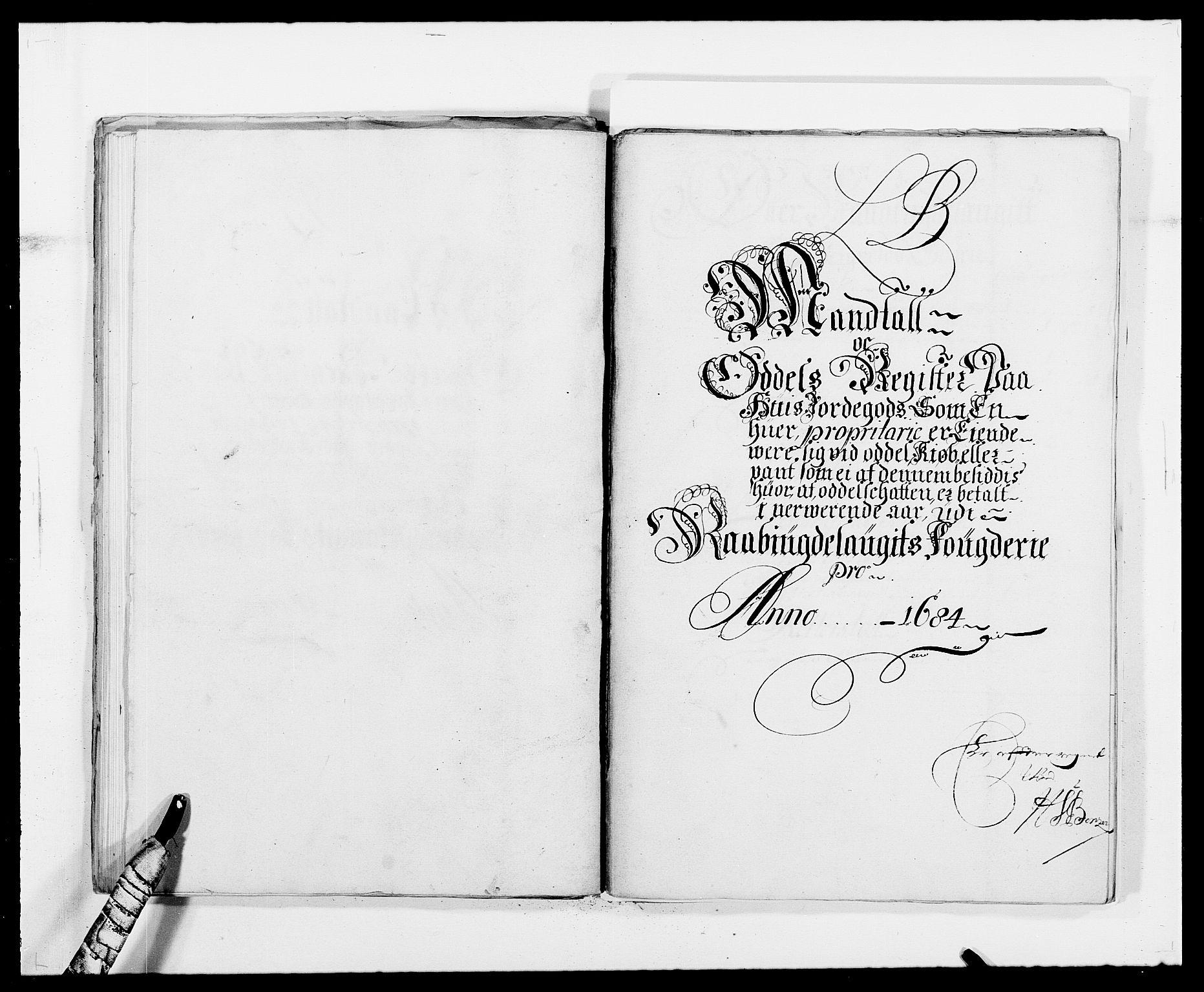 RA, Rentekammeret inntil 1814, Reviderte regnskaper, Fogderegnskap, R40/L2439: Fogderegnskap Råbyggelag, 1684-1685, s. 47