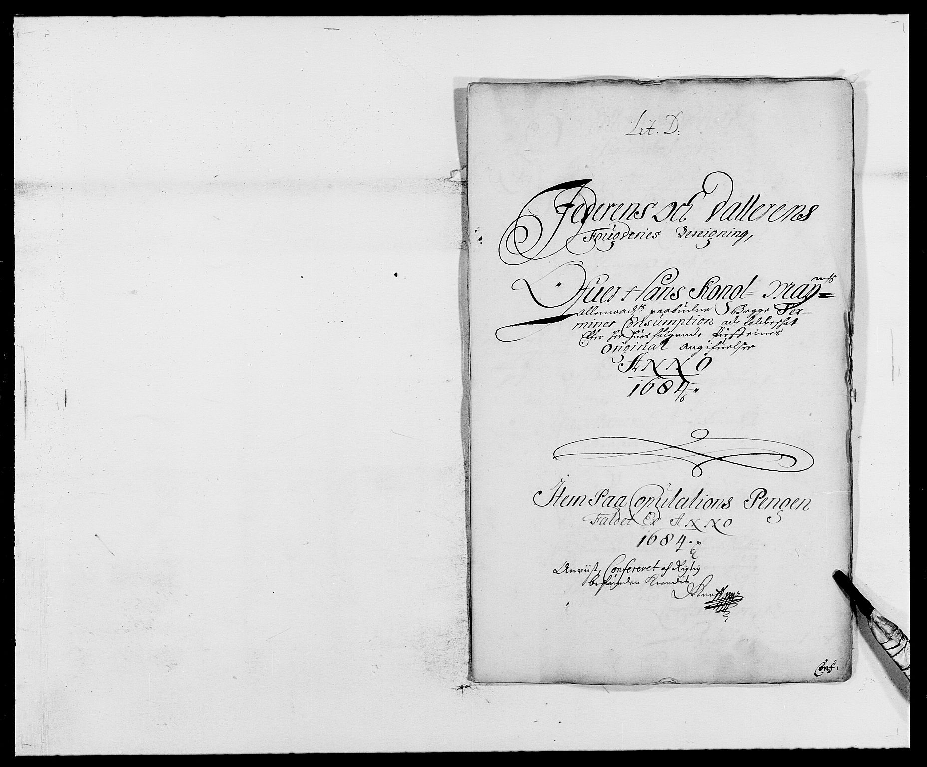 RA, Rentekammeret inntil 1814, Reviderte regnskaper, Fogderegnskap, R46/L2724: Fogderegnskap Jæren og Dalane, 1682-1684, s. 236