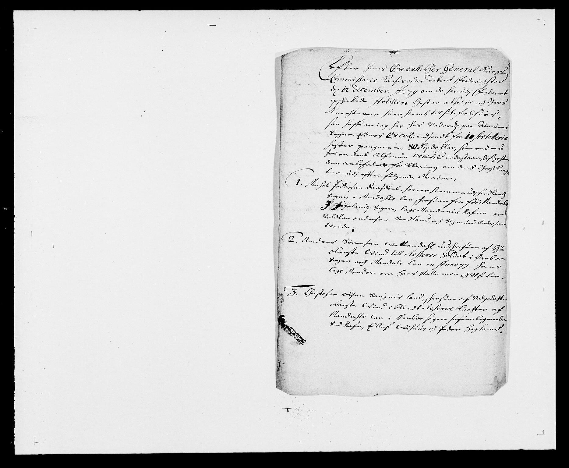 RA, Rentekammeret inntil 1814, Reviderte regnskaper, Fogderegnskap, R18/L1272: Fogderegnskap Hadeland, Toten og Valdres, 1679, s. 186
