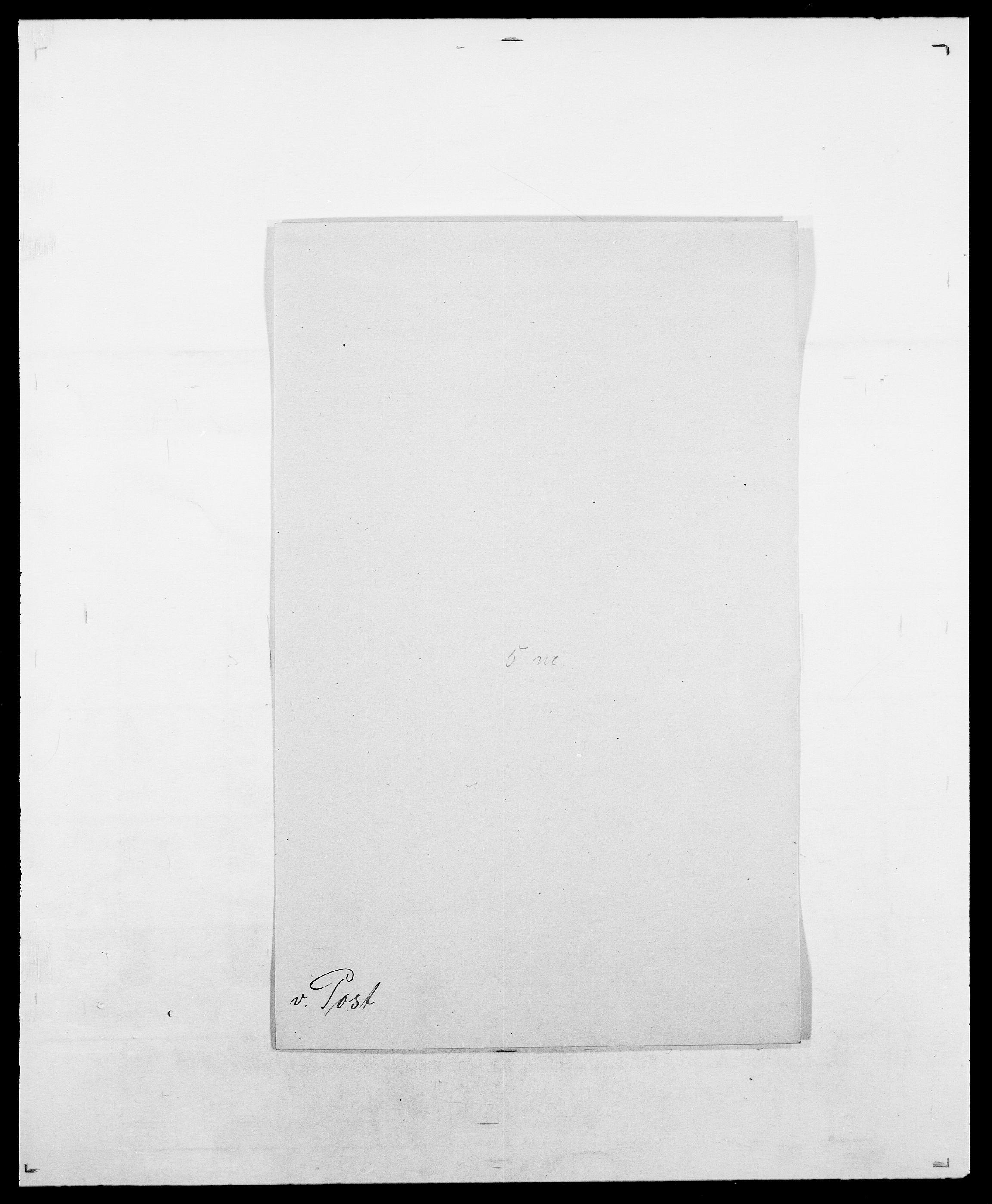 SAO, Delgobe, Charles Antoine - samling, D/Da/L0031: de Place - Raaum, s. 255