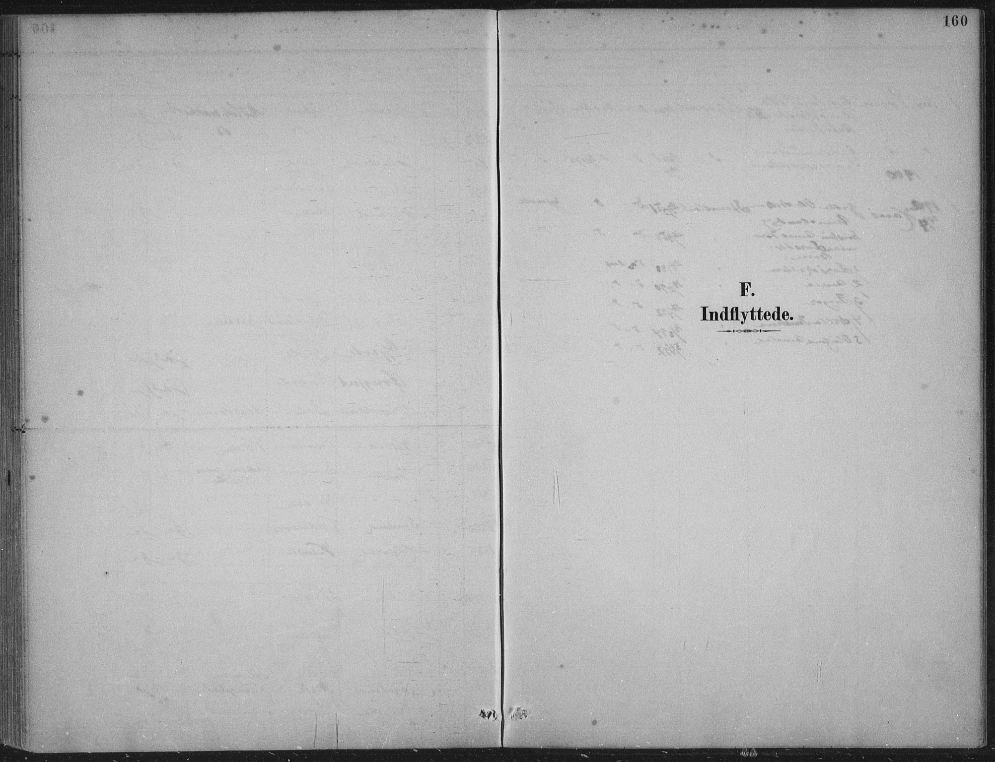 SAST, Vikedal sokneprestkontor, IV: Ministerialbok nr. A 11, 1884-1933, s. 160