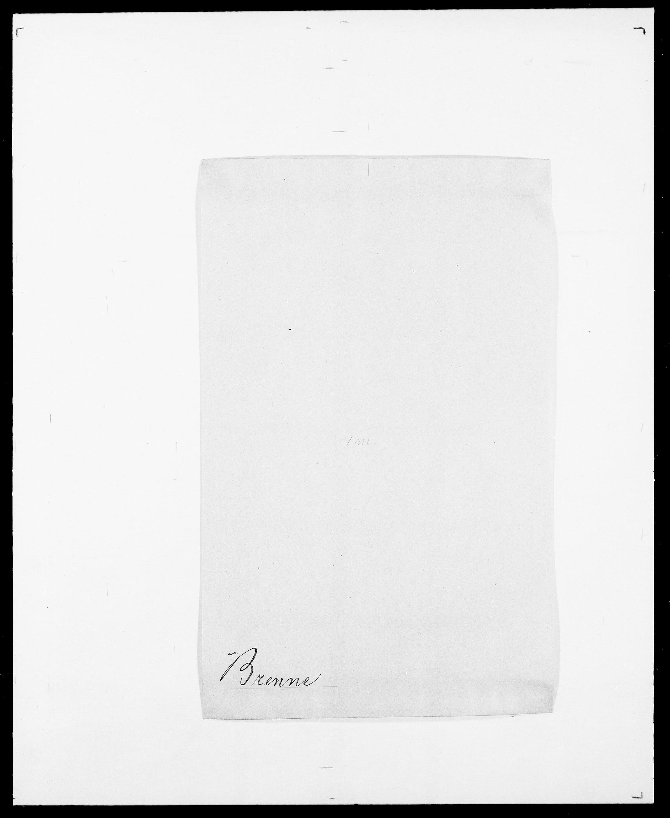 SAO, Delgobe, Charles Antoine - samling, D/Da/L0006: Brambani - Brønø, s. 317