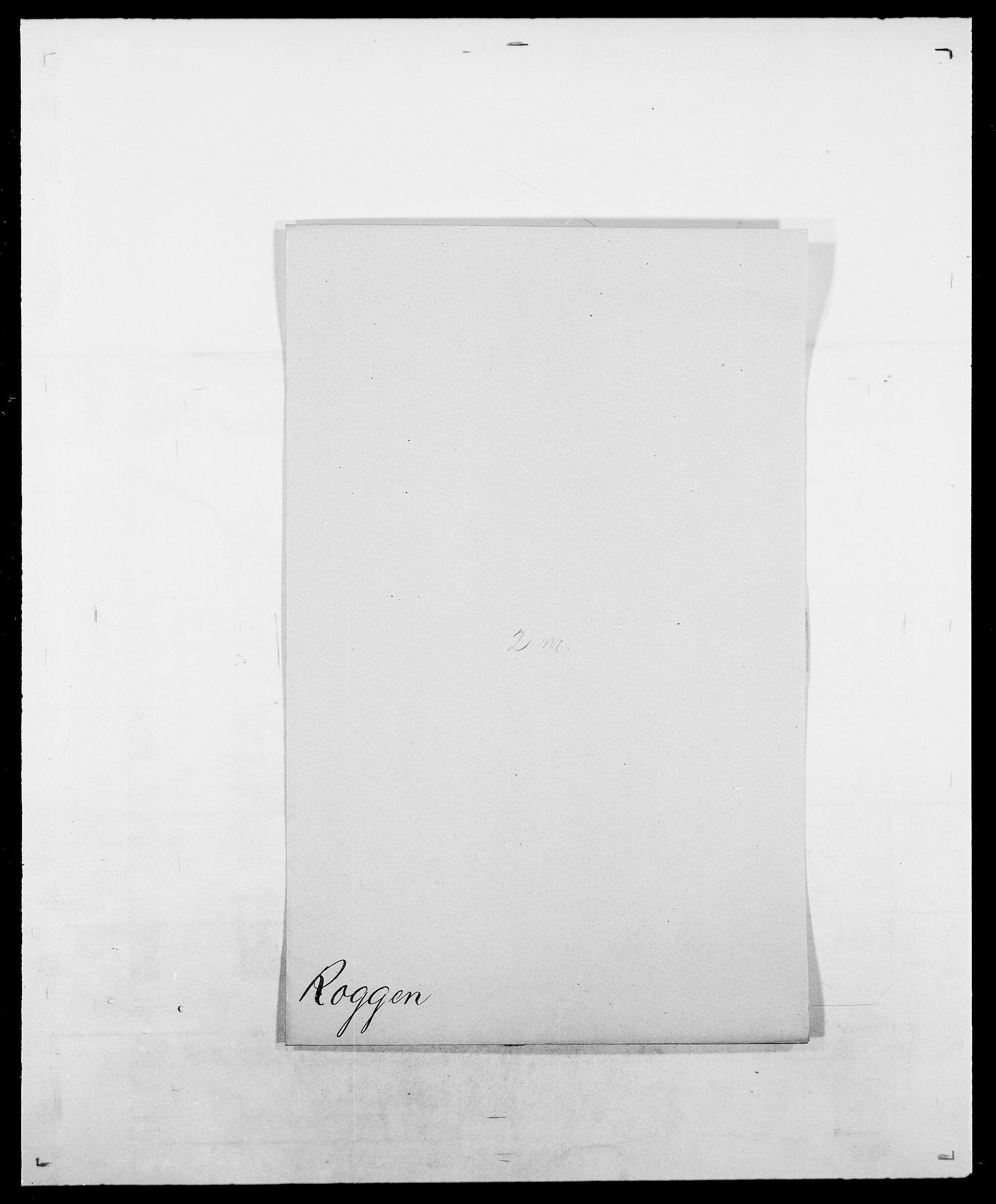 SAO, Delgobe, Charles Antoine - samling, D/Da/L0033: Roald - Røyem, s. 78