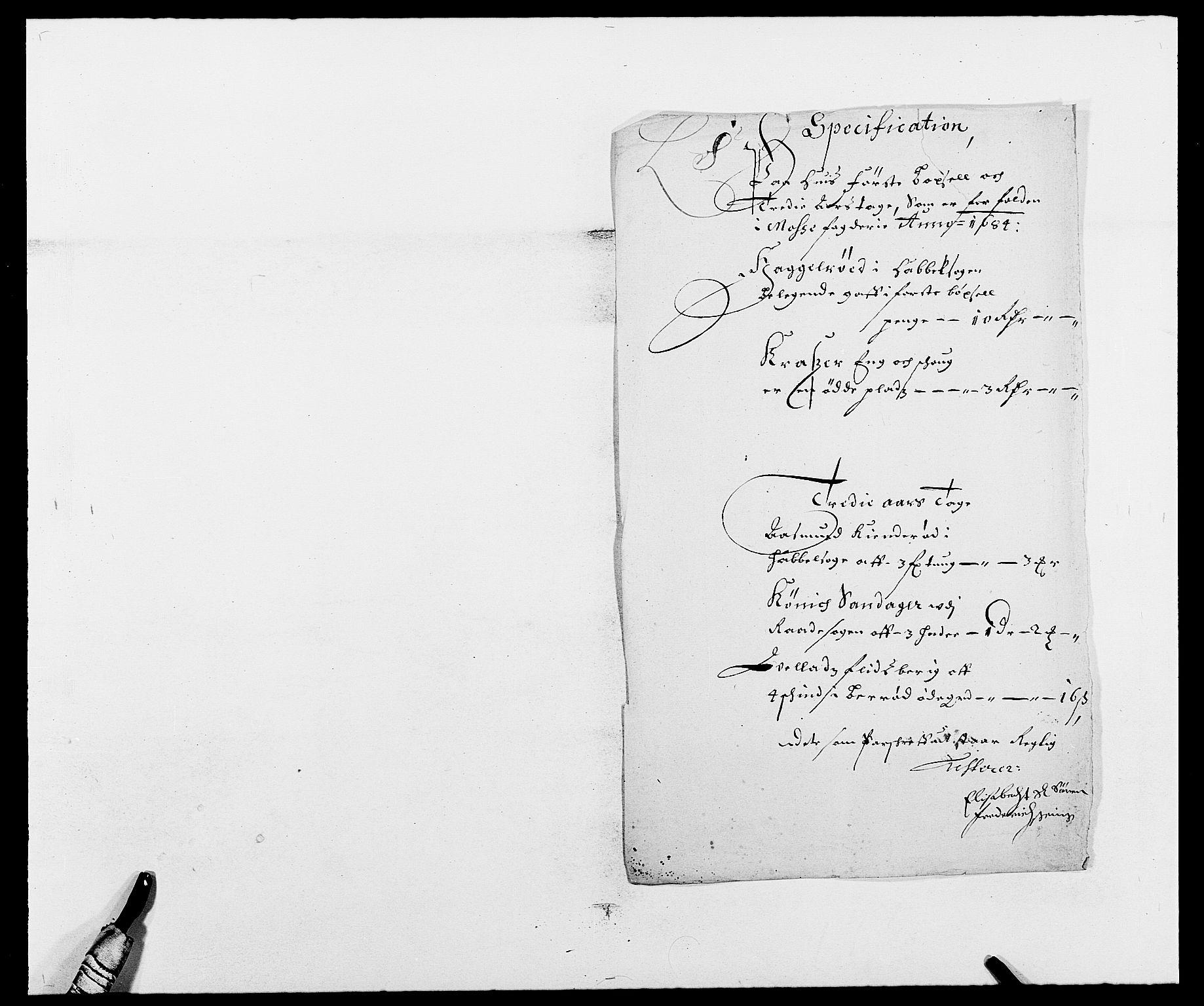 RA, Rentekammeret inntil 1814, Reviderte regnskaper, Fogderegnskap, R02/L0103: Fogderegnskap Moss og Verne kloster, 1682-1684, s. 481