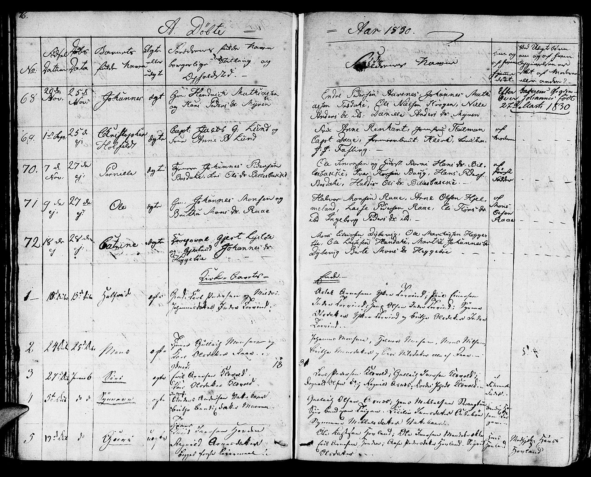 SAB, Lavik sokneprestembete, Ministerialbok nr. A 2I, 1821-1842, s. 76
