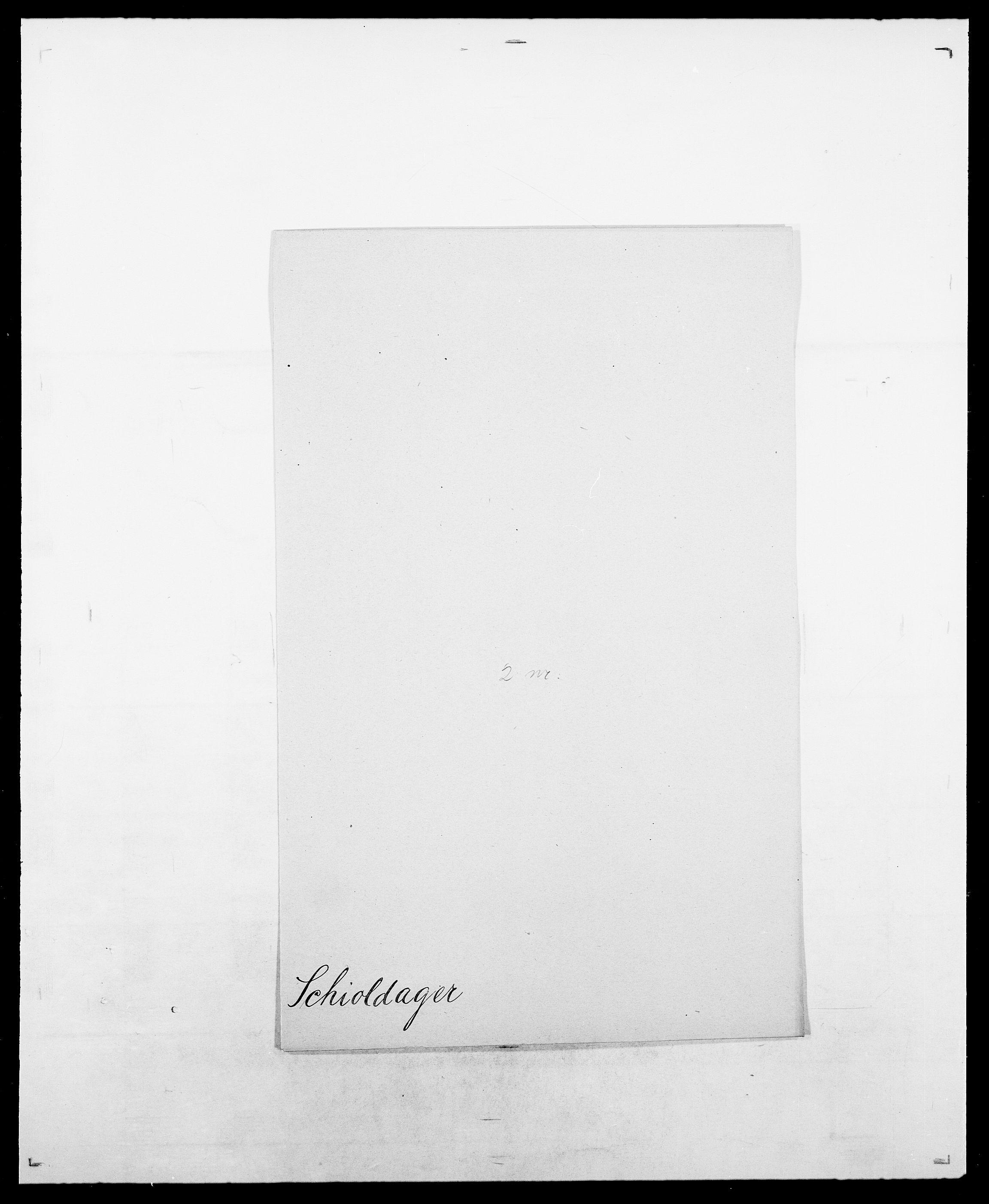 SAO, Delgobe, Charles Antoine - samling, D/Da/L0034: Saabye - Schmincke, s. 556