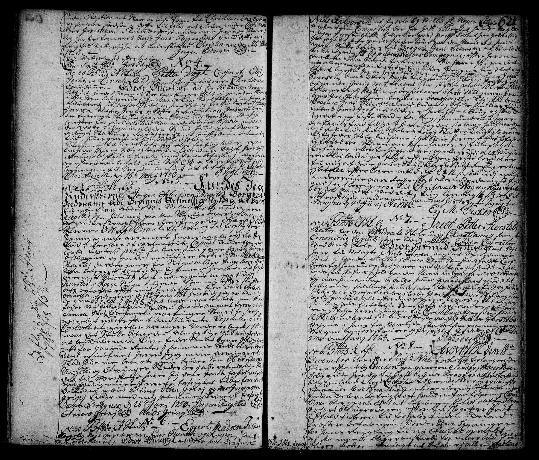 SAKO, Lier, Røyken og Hurum sorenskriveri, G/Ga/Gaa/L0002: Pantebok nr. II, 1725-1755, s. 621