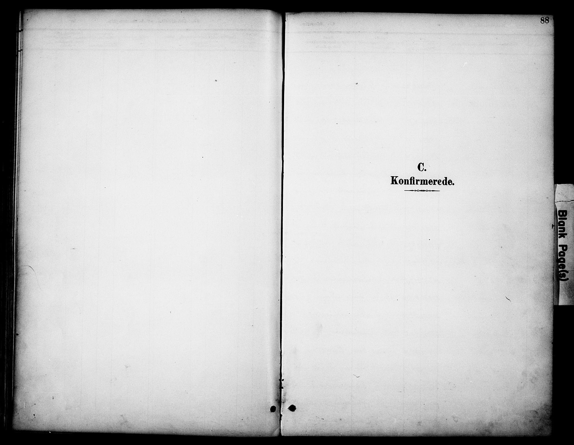 SAH, Dovre prestekontor, Ministerialbok nr. 3, 1891-1901, s. 88