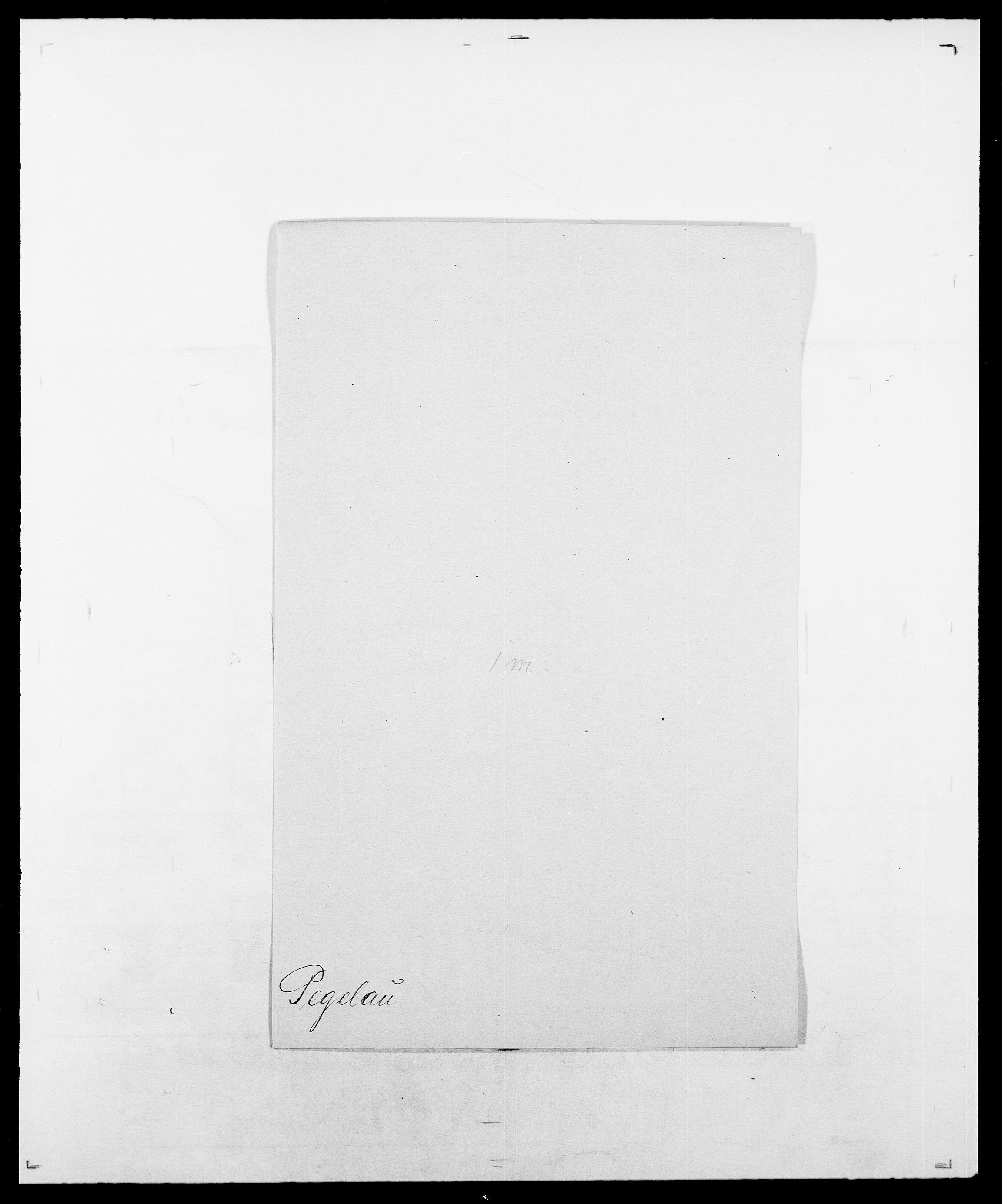 SAO, Delgobe, Charles Antoine - samling, D/Da/L0030: Paars - Pittelkov, s. 312