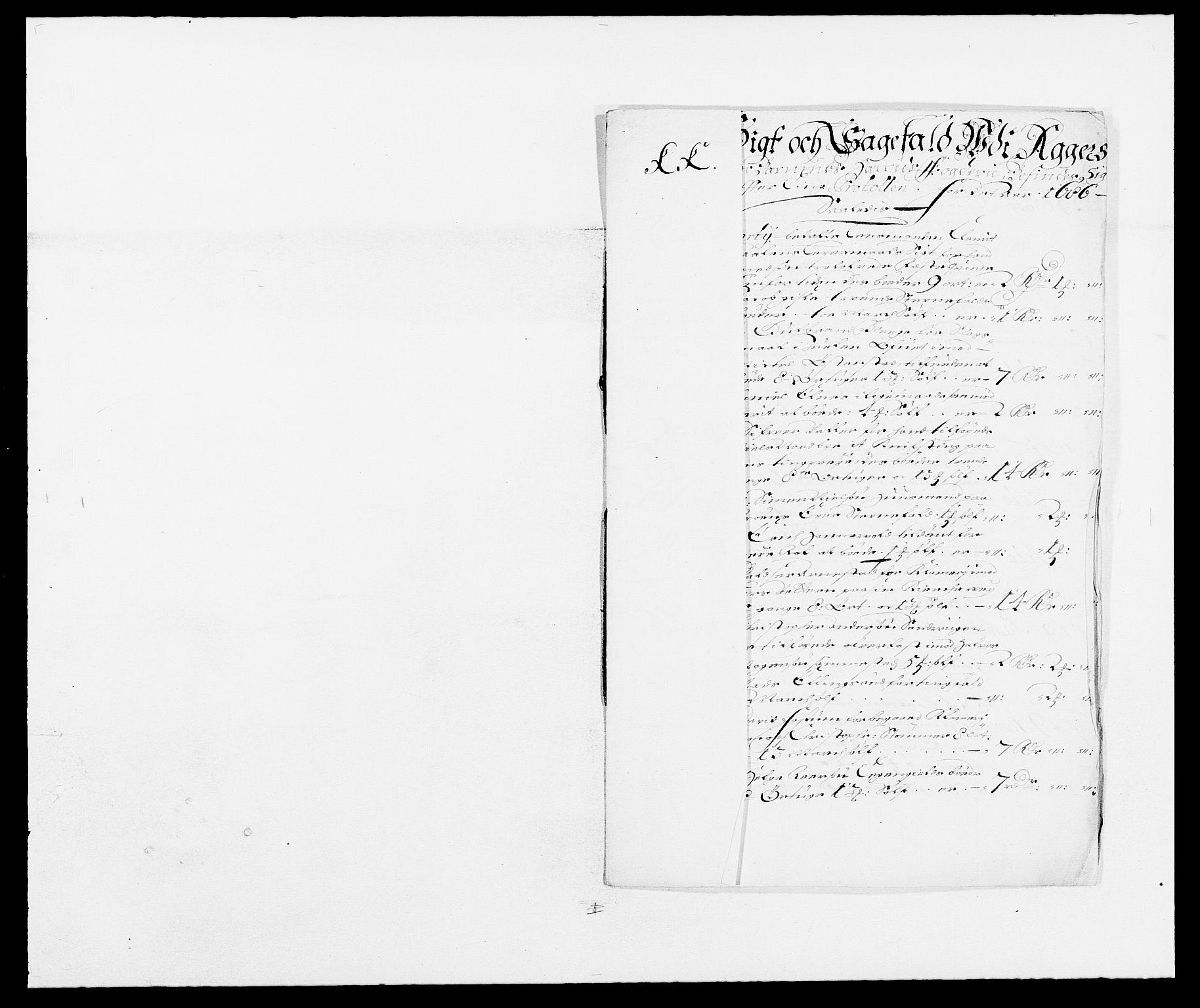RA, Rentekammeret inntil 1814, Reviderte regnskaper, Fogderegnskap, R08/L0422: Fogderegnskap Aker, 1684-1686, s. 32
